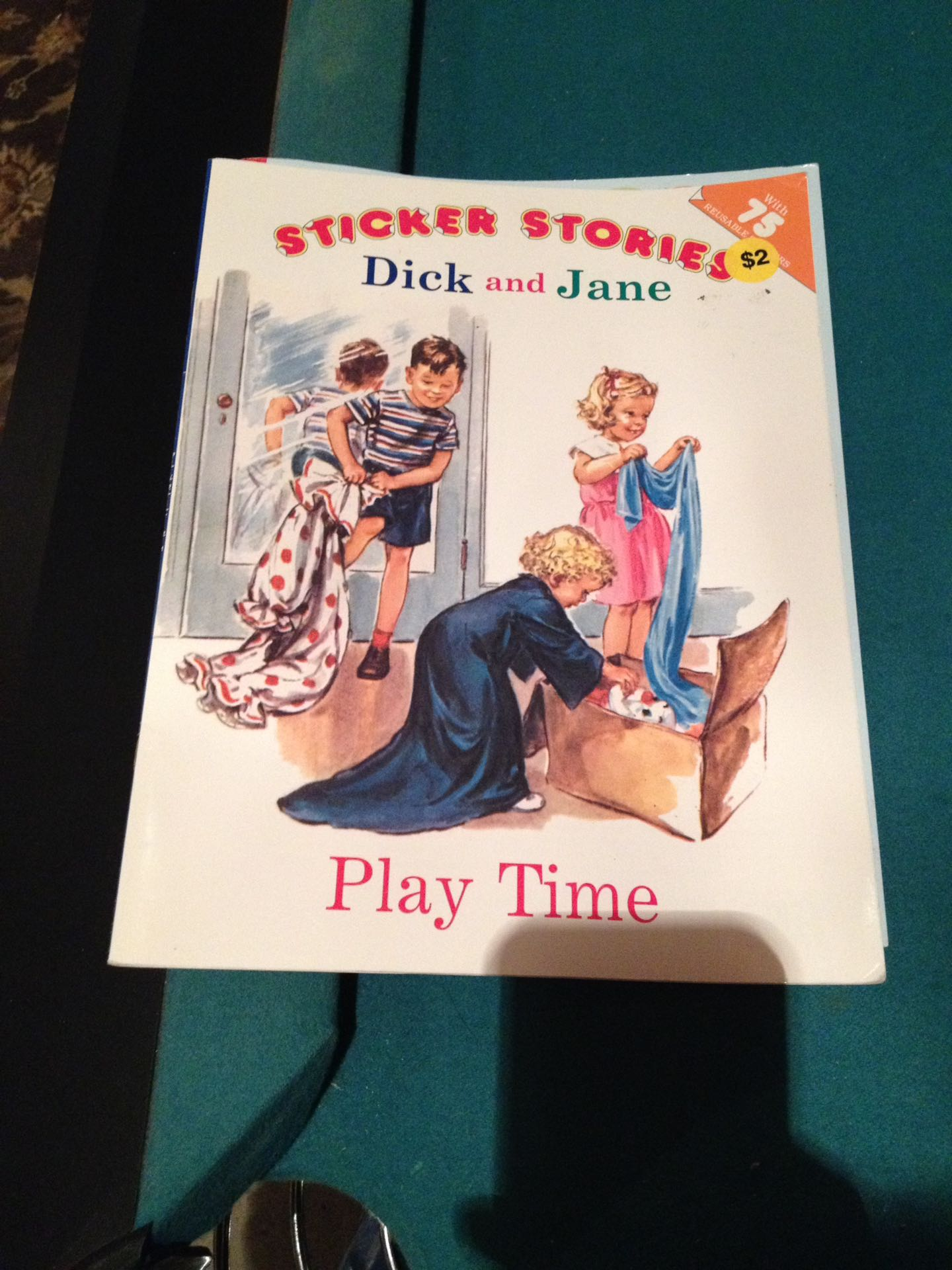 New-Dick and Jane