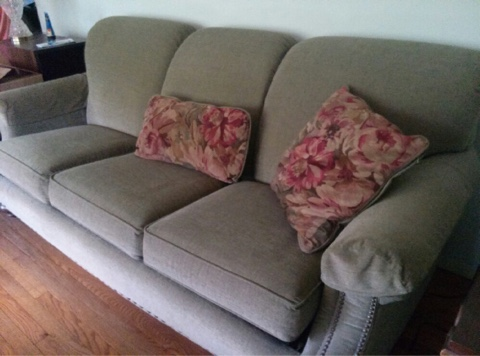 Bassett Queen Sleeper Sofa