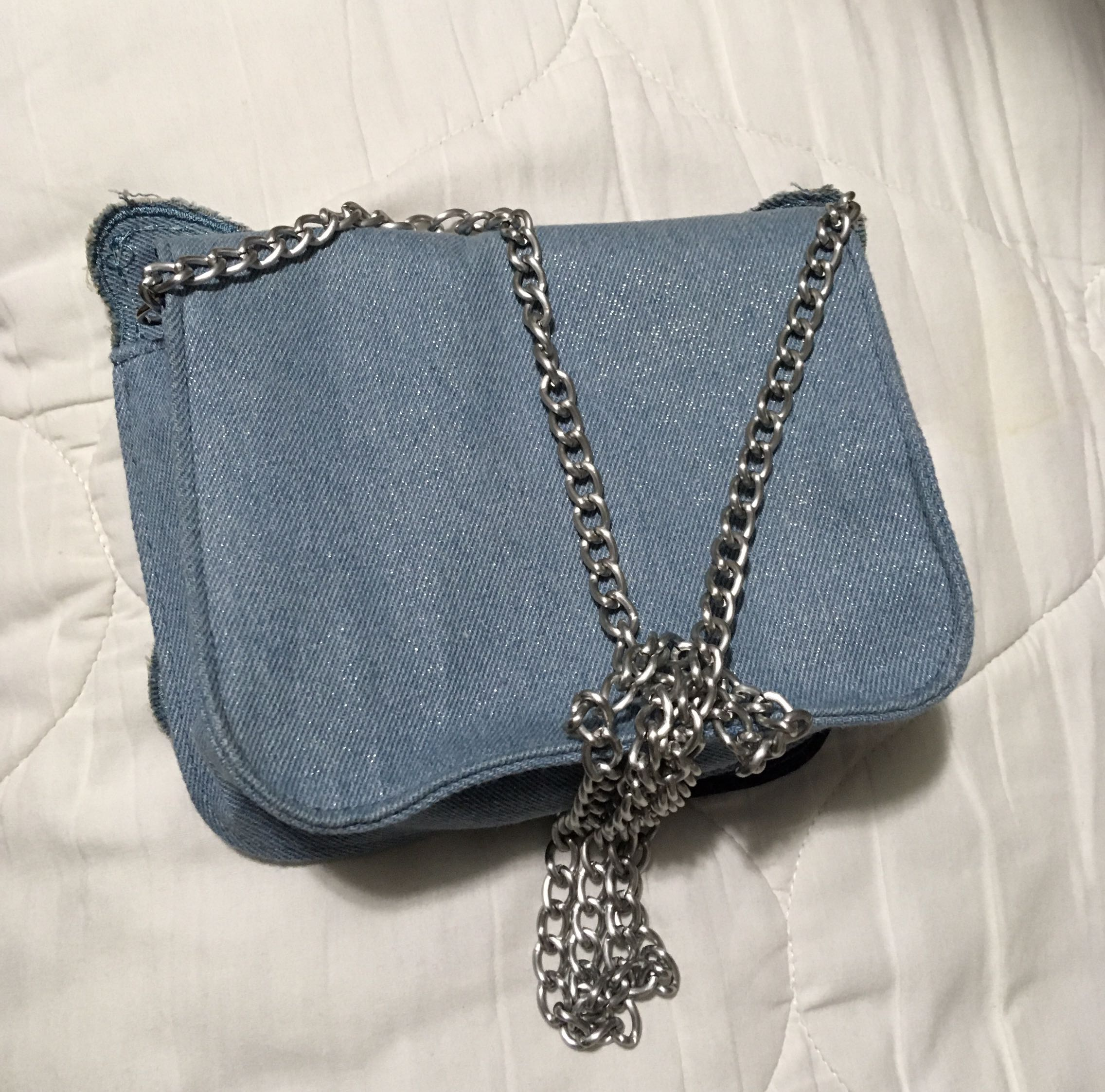 Children's butterfly handbag