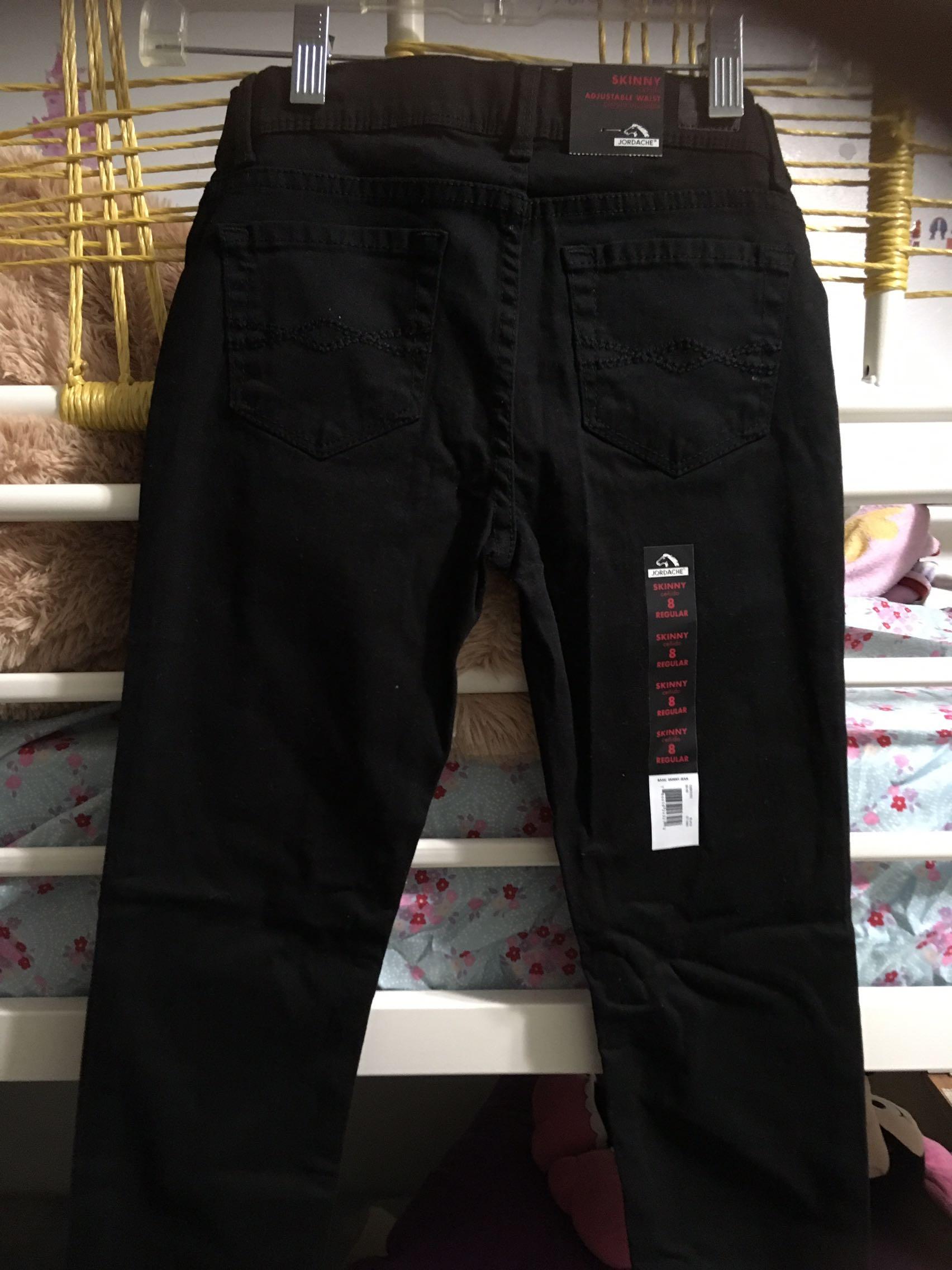 Jordache Skinny Jean Size 8 Girls