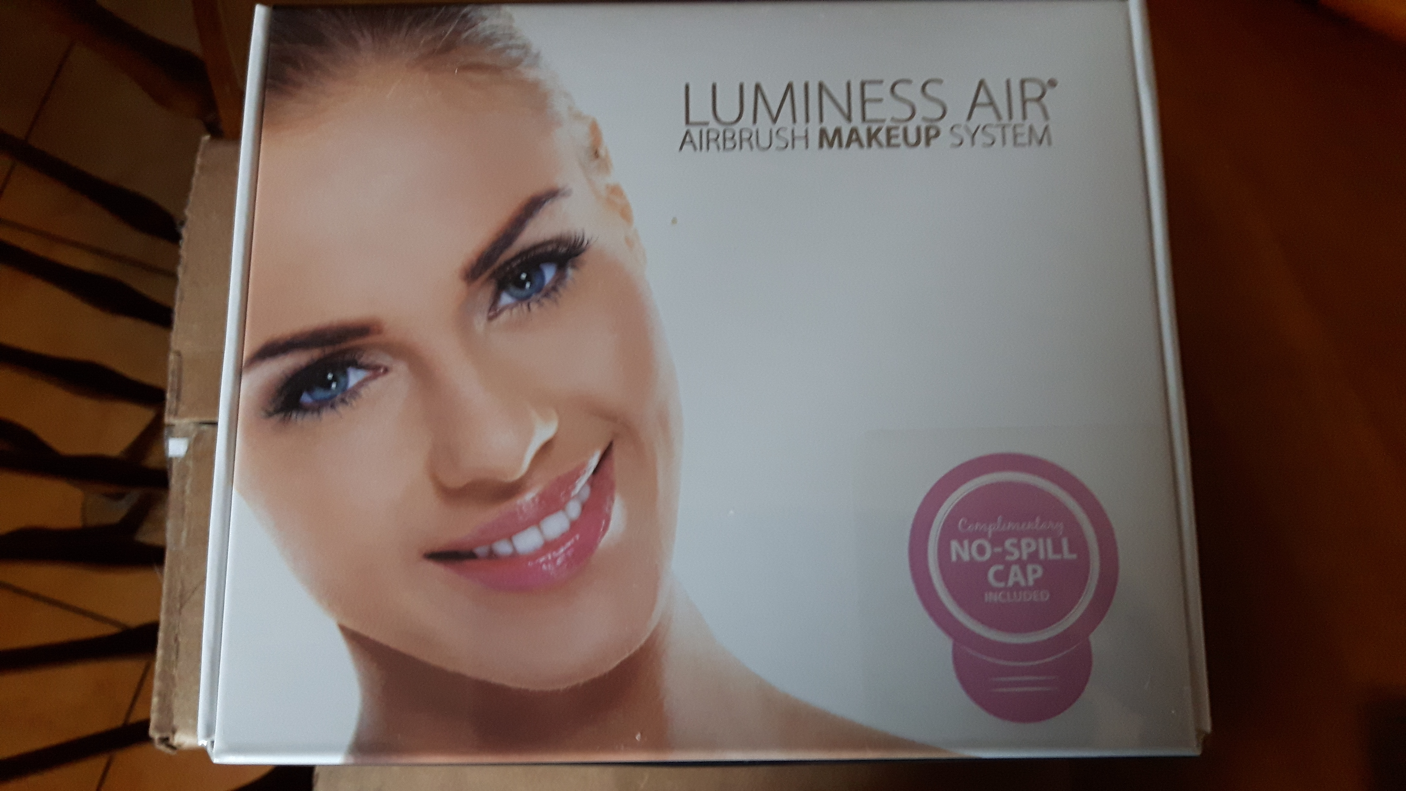 Luminess makeup legend airbrush system