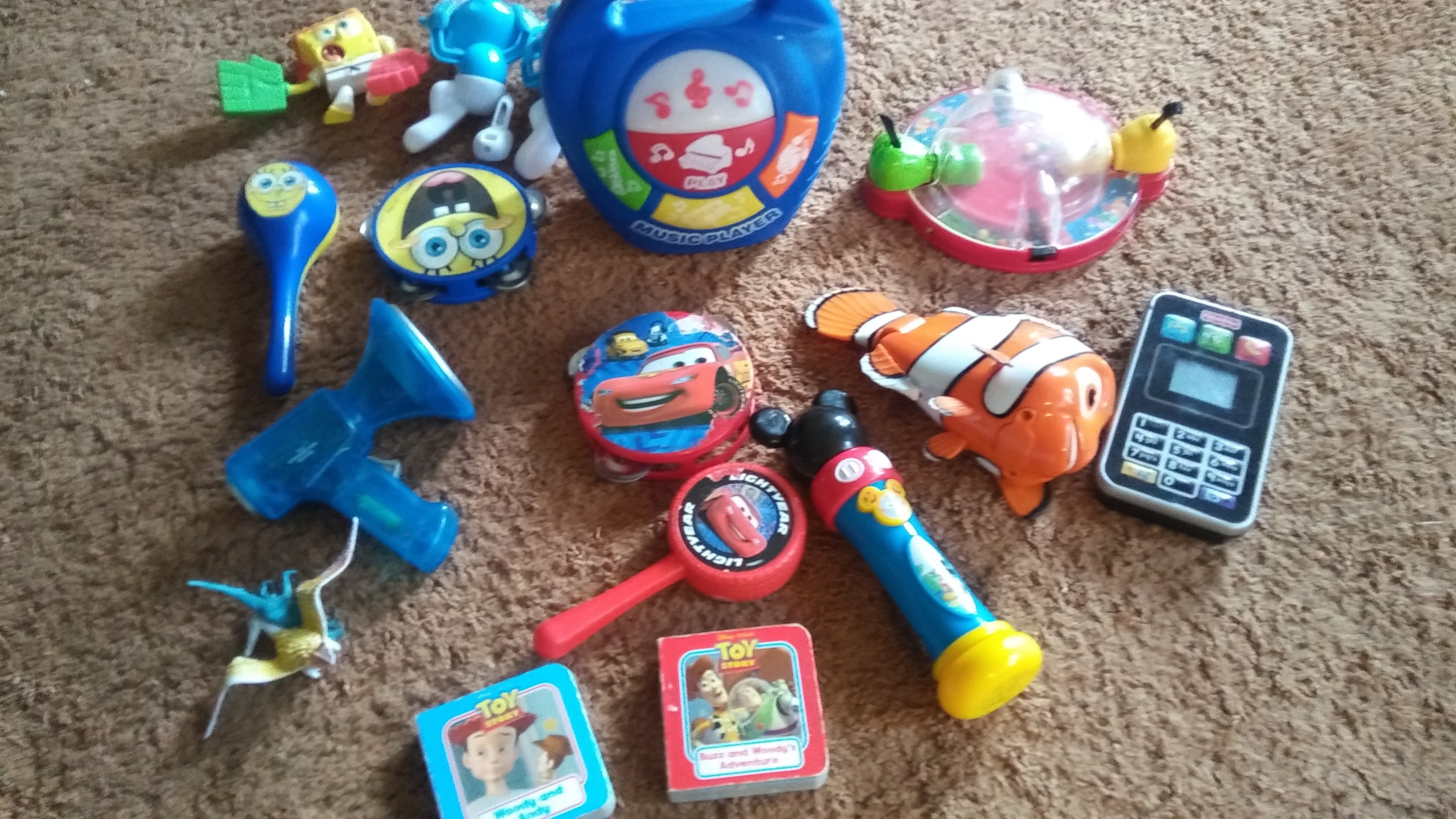 Toy lot $2 for all! Need gone asap ( meeting Sun, mon, tue, 16-18th than donating)