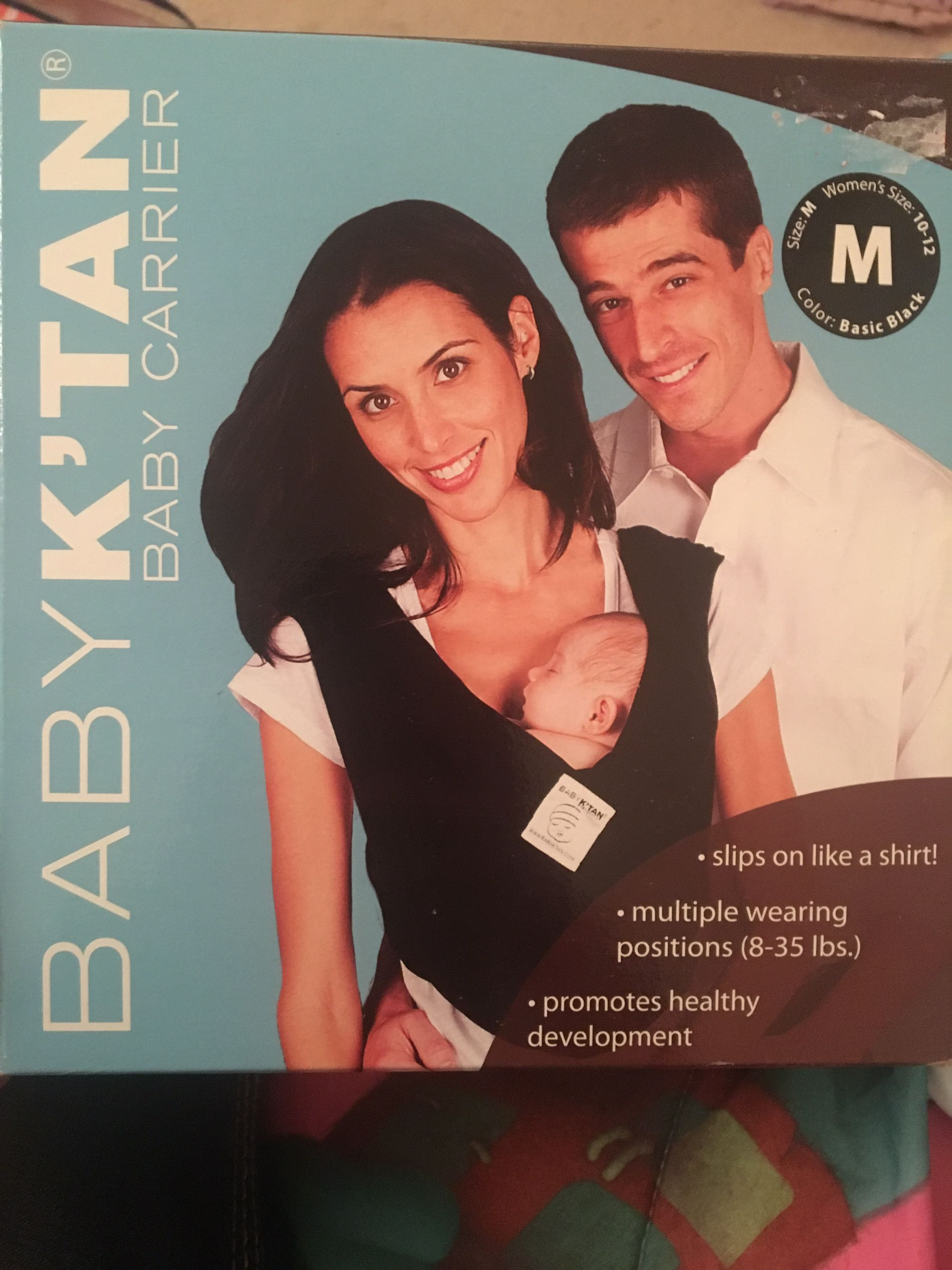 Baby K'Tan Carrier Size Medium