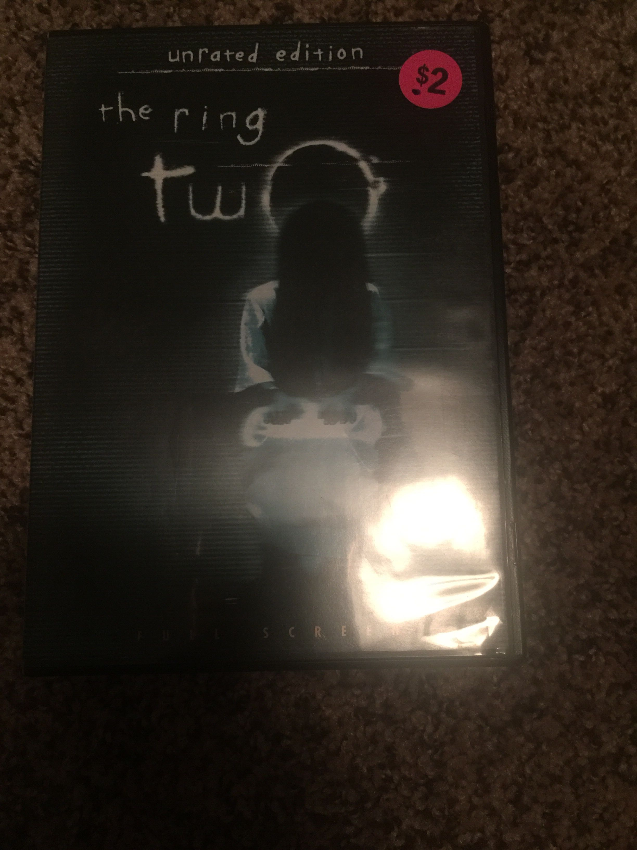 Ring Two DVD