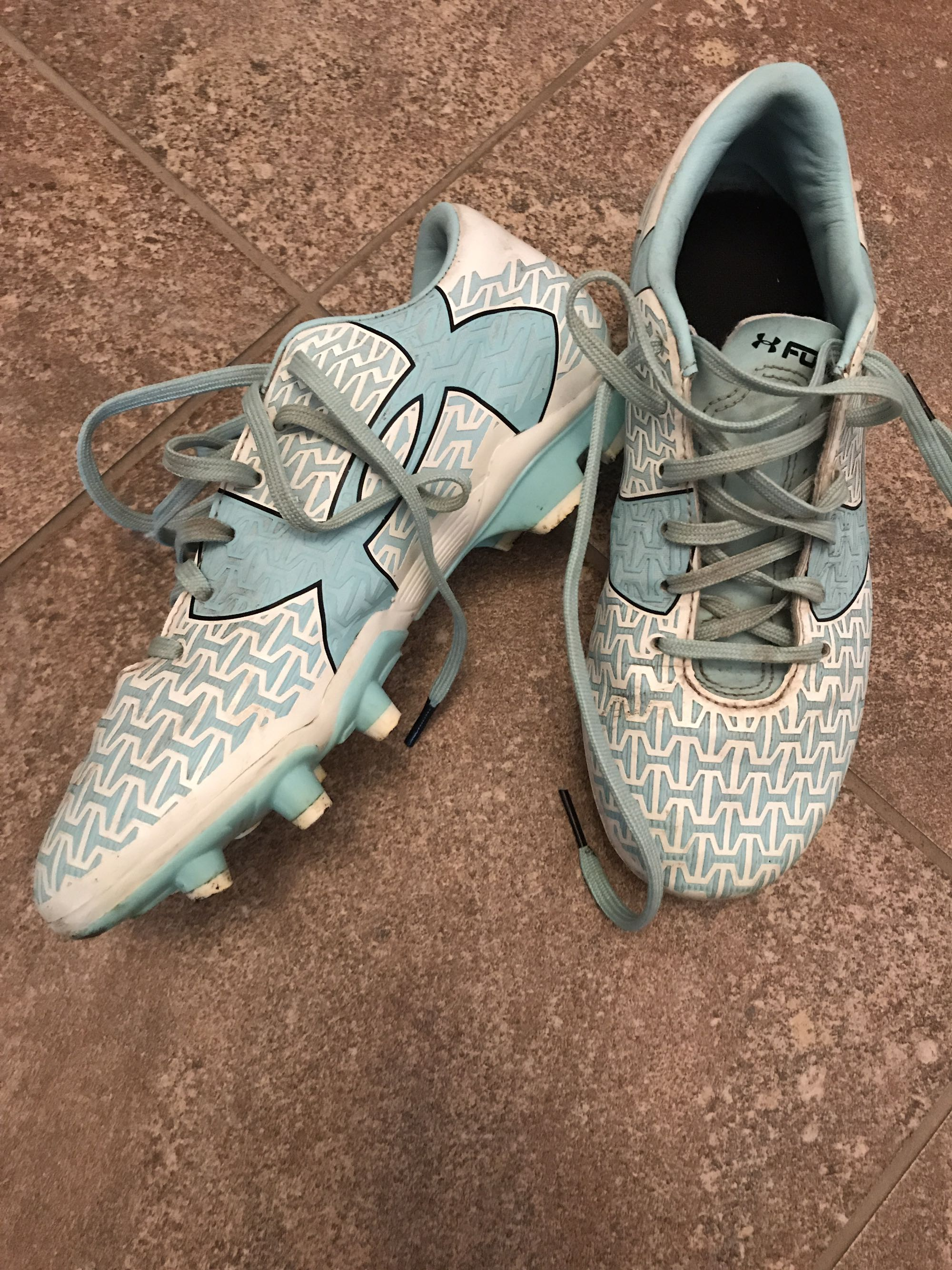 Outdoor Soccer Cleats-UAForce