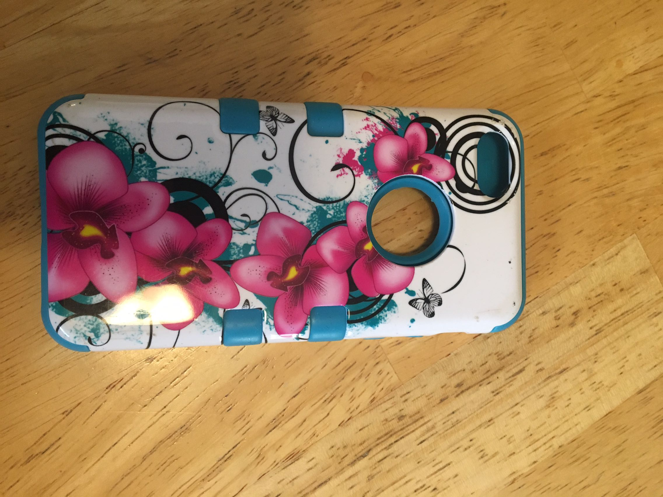 5C cell iPhone case!!