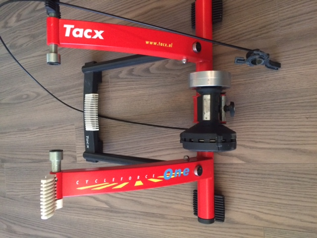 Welp Best Tacx Cycleforce One Indoor Bike Trainer for sale in Cochrane HZ-48