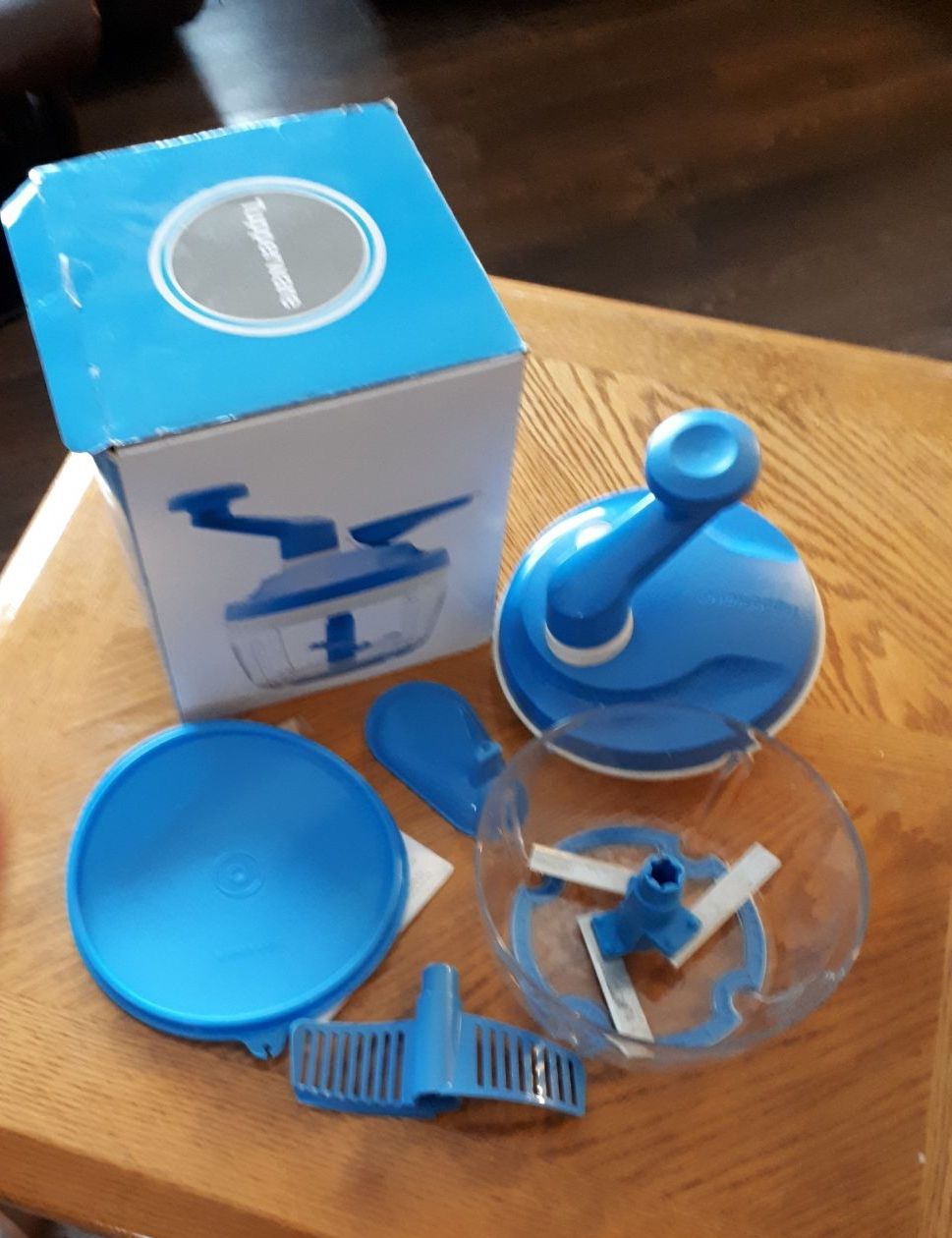 Onwijs Best Tupperware Quick Chef Pro System for sale in Camrose, Alberta DT-59