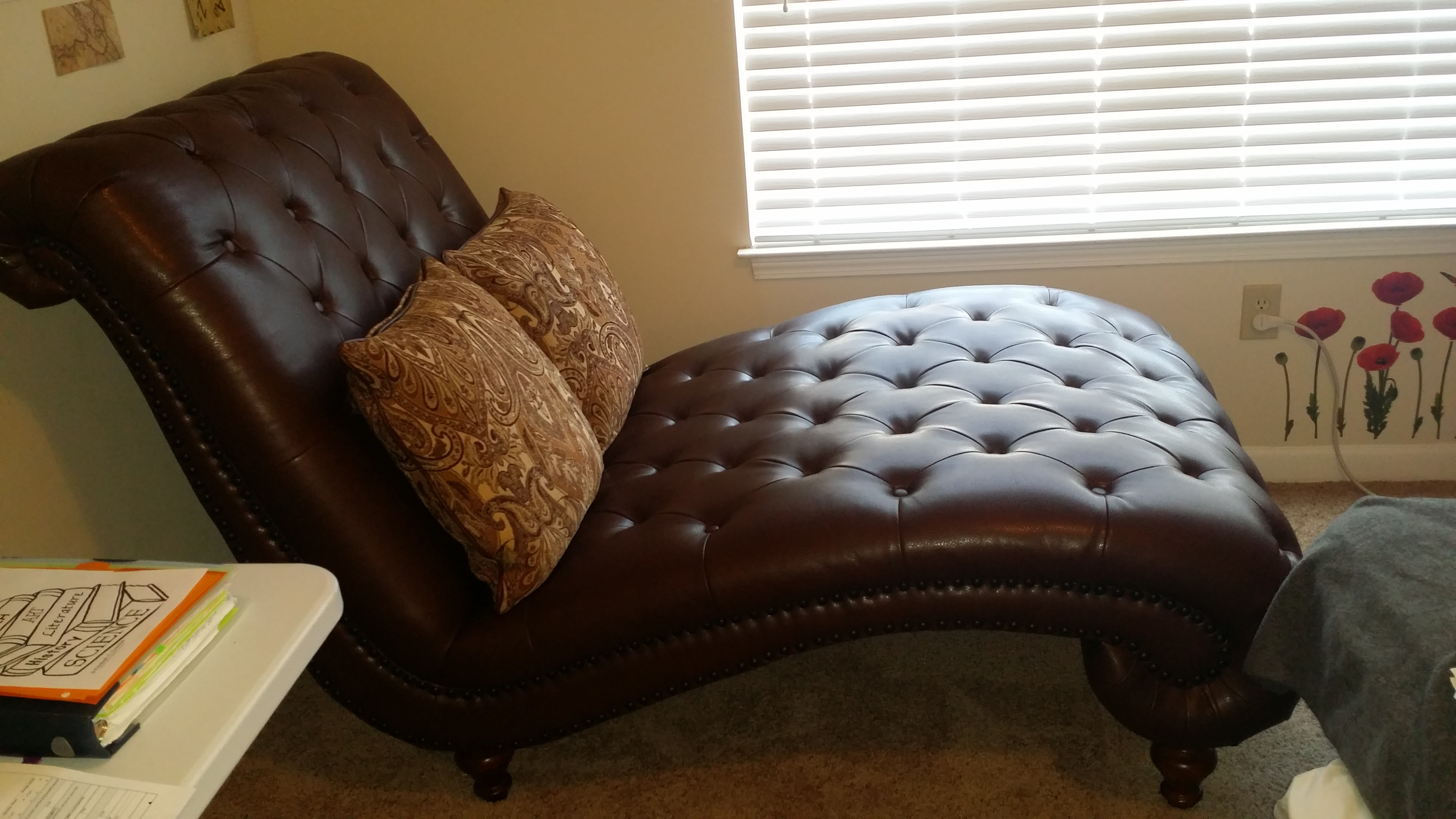 Chaise for Sale!