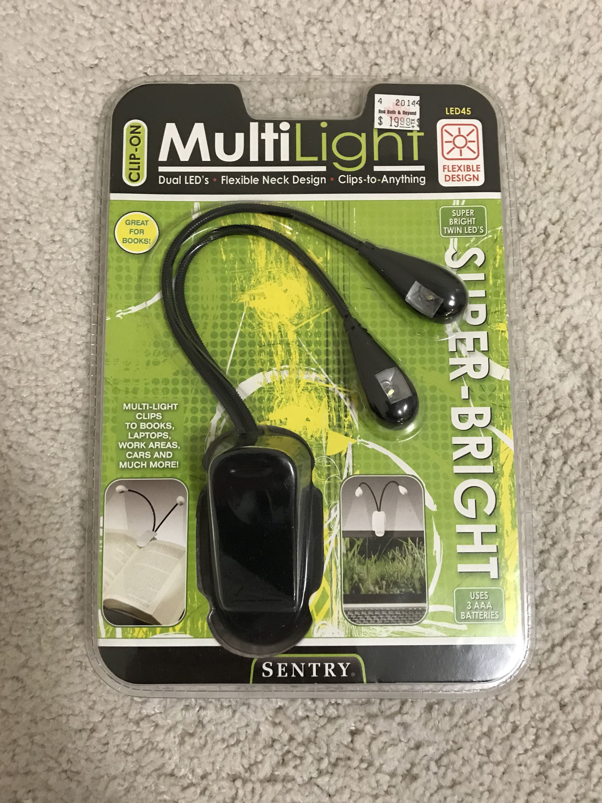 Clip-On LED Flexible MultiLight
