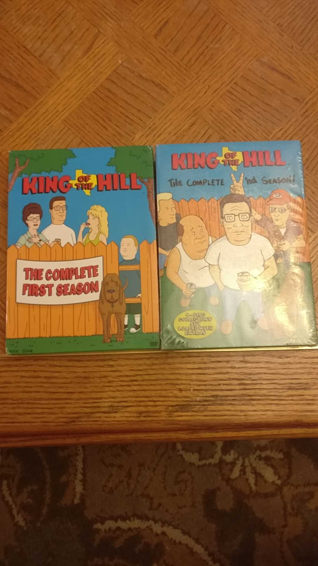 King of the Hill Complete 1st and 2nd Season