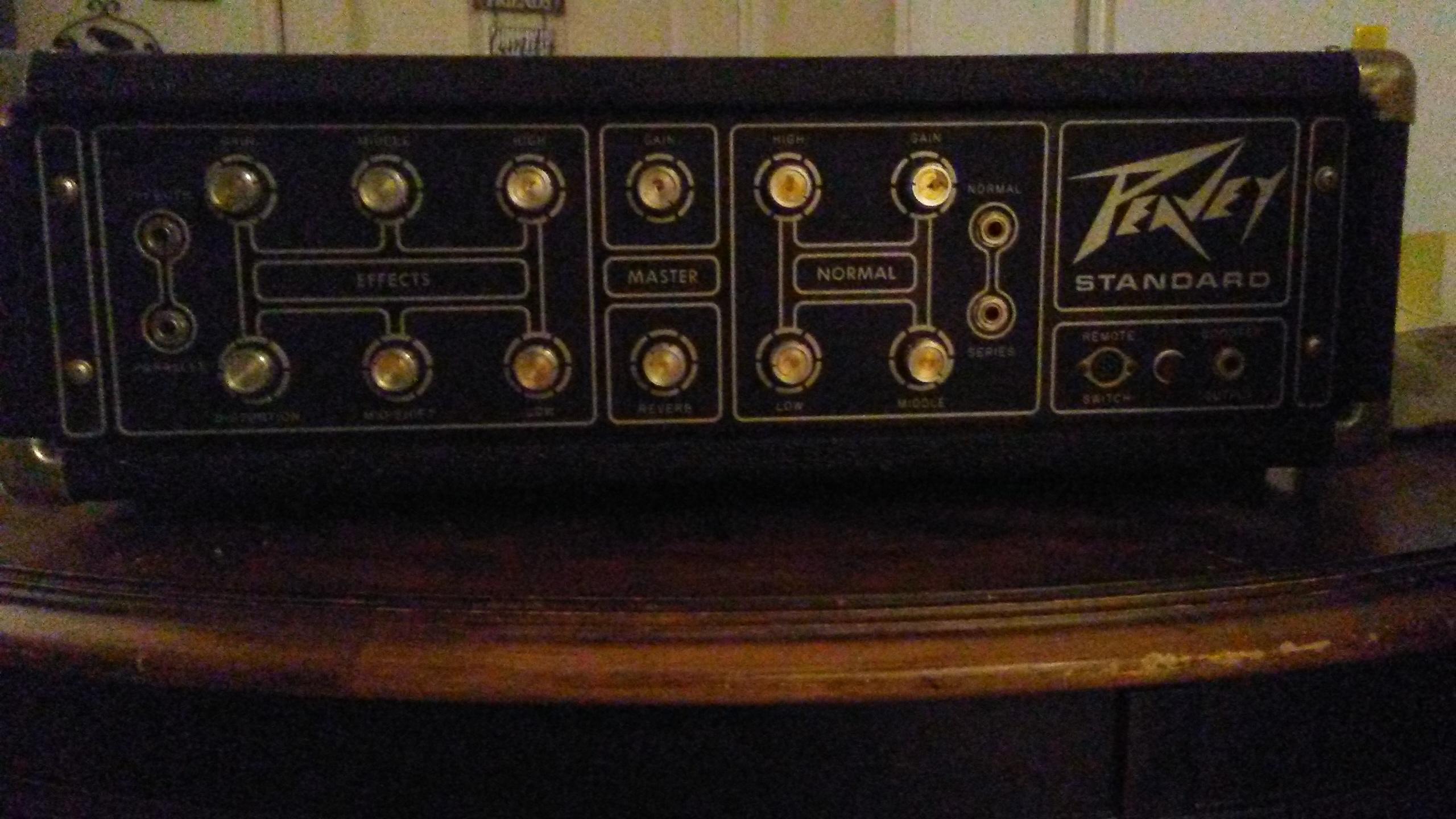 Peavey standard series 260