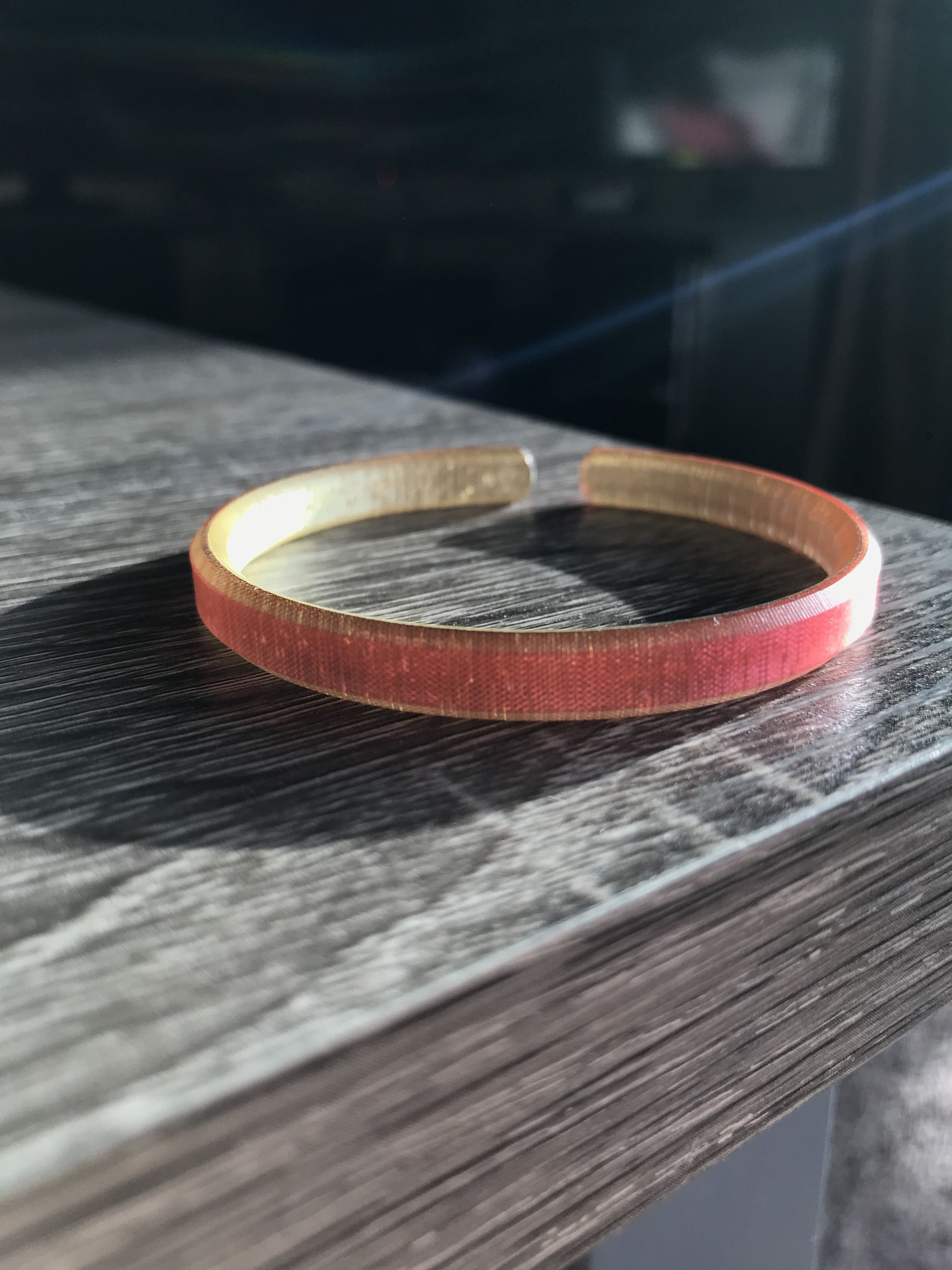 Colour by Amber- Pink bracelet