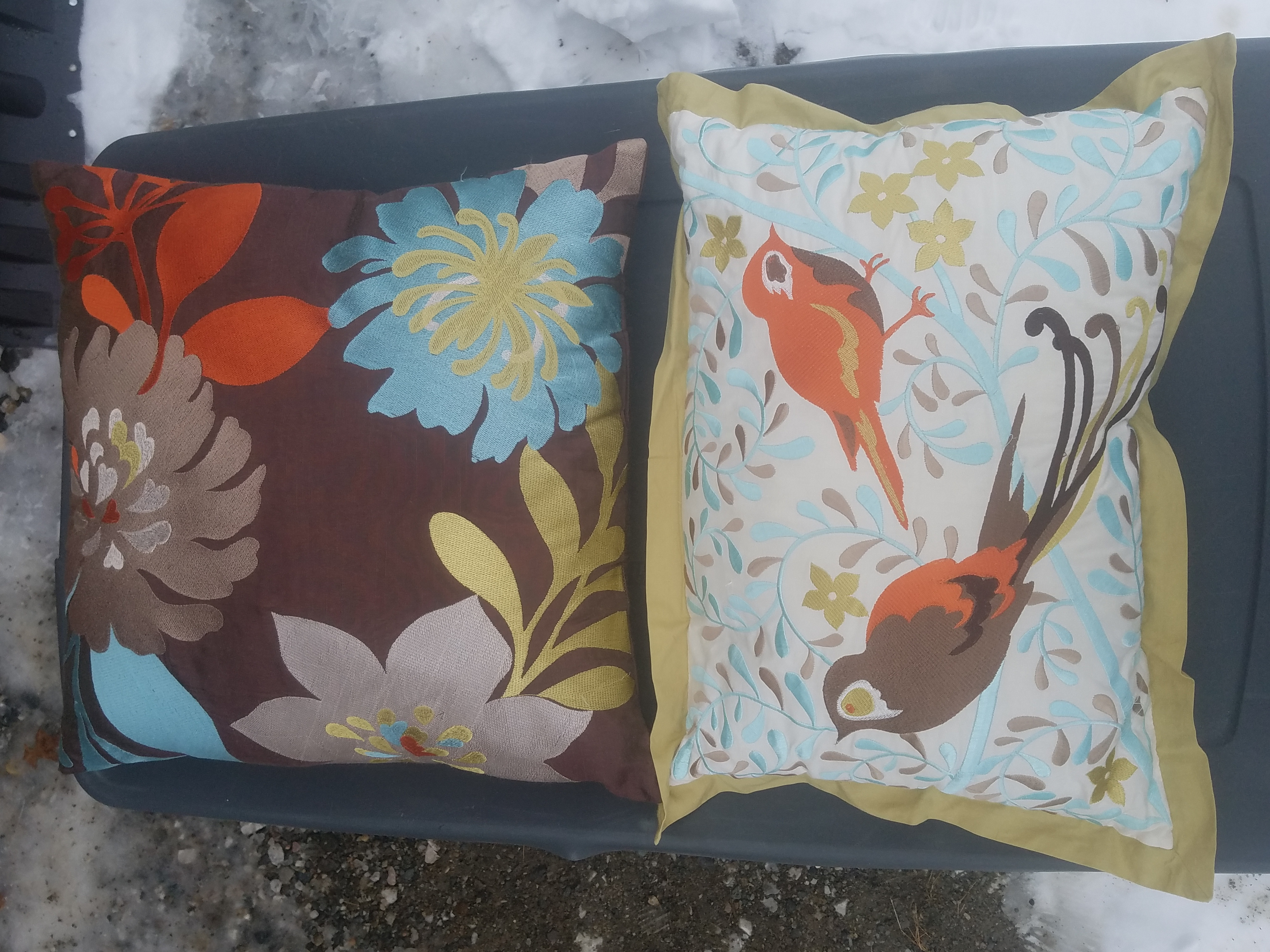 Colorful Decorative Pillow