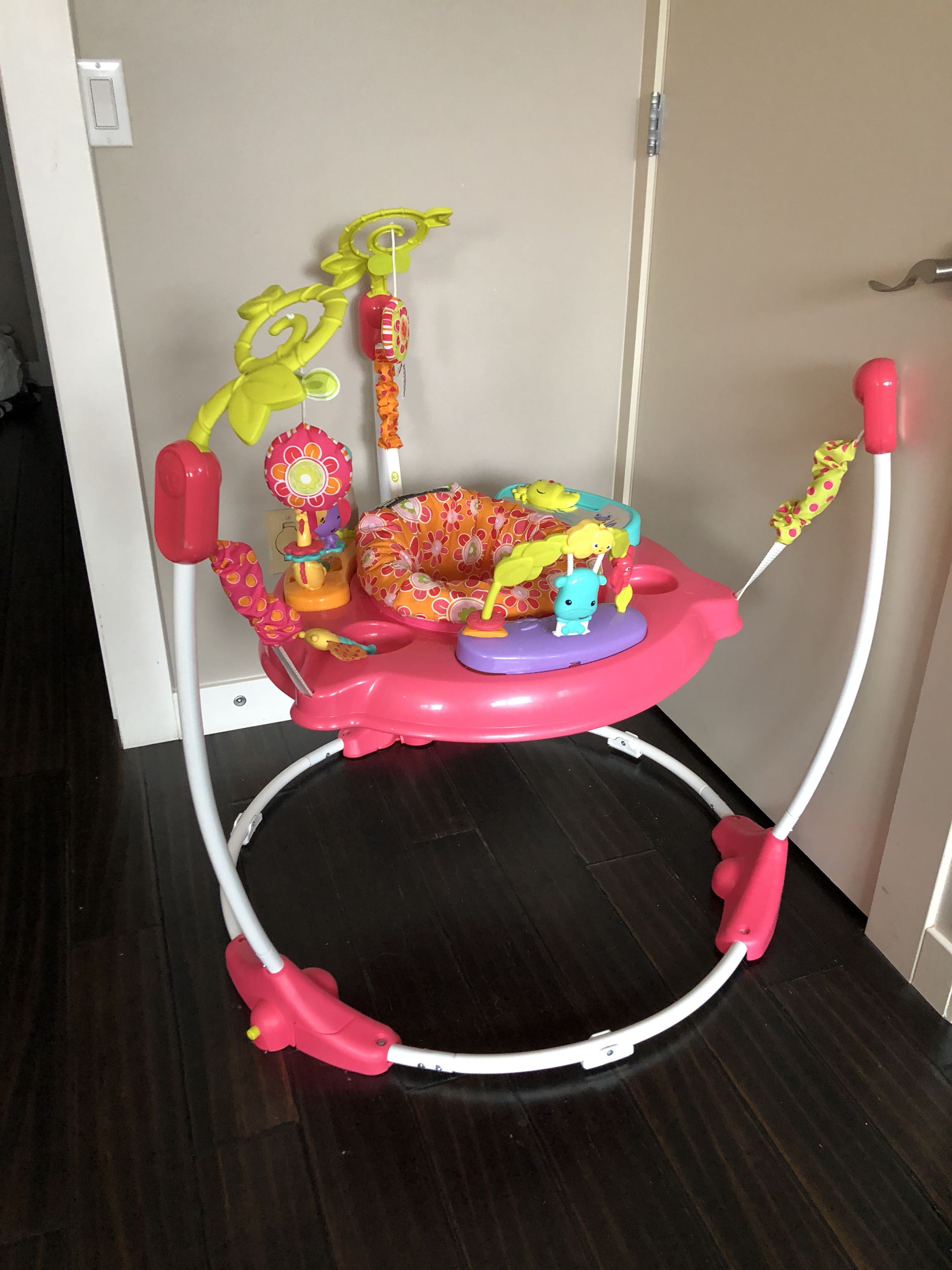 Baby Exercise Station