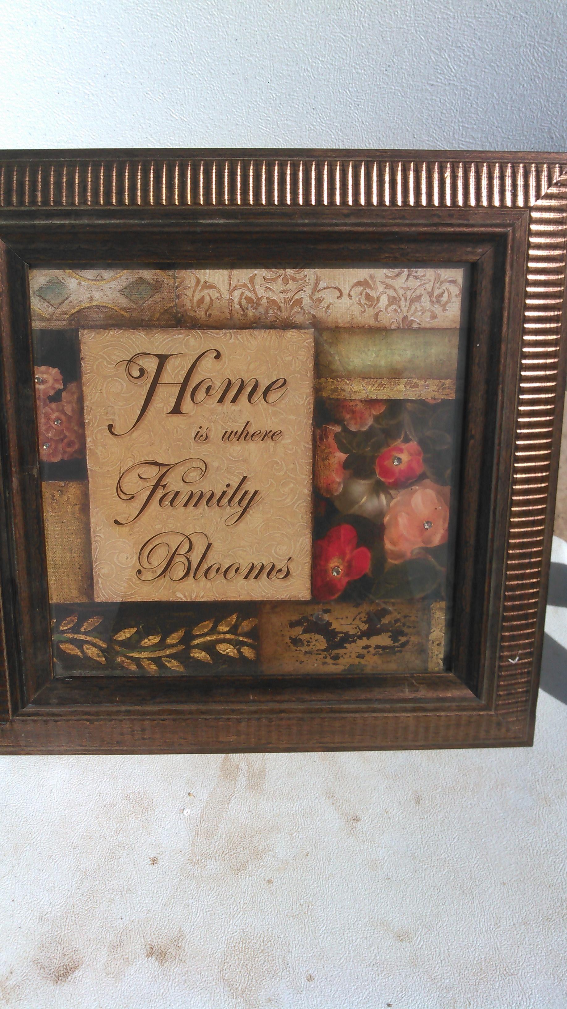 Home frames