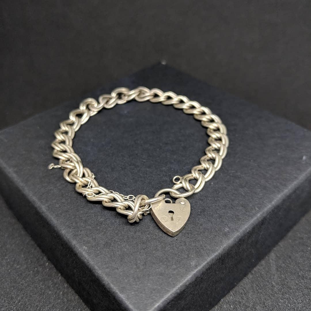 Sterling Silver girls bracelet