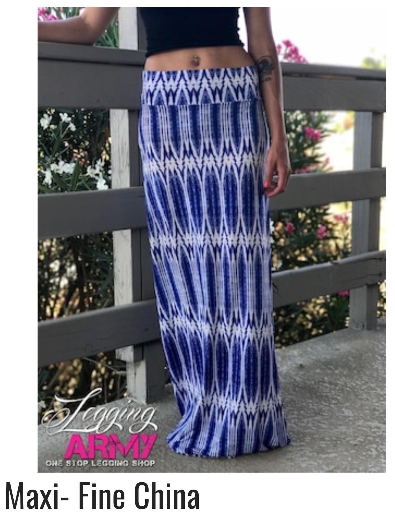 Maxi Skirts S-XL Price $20-$22