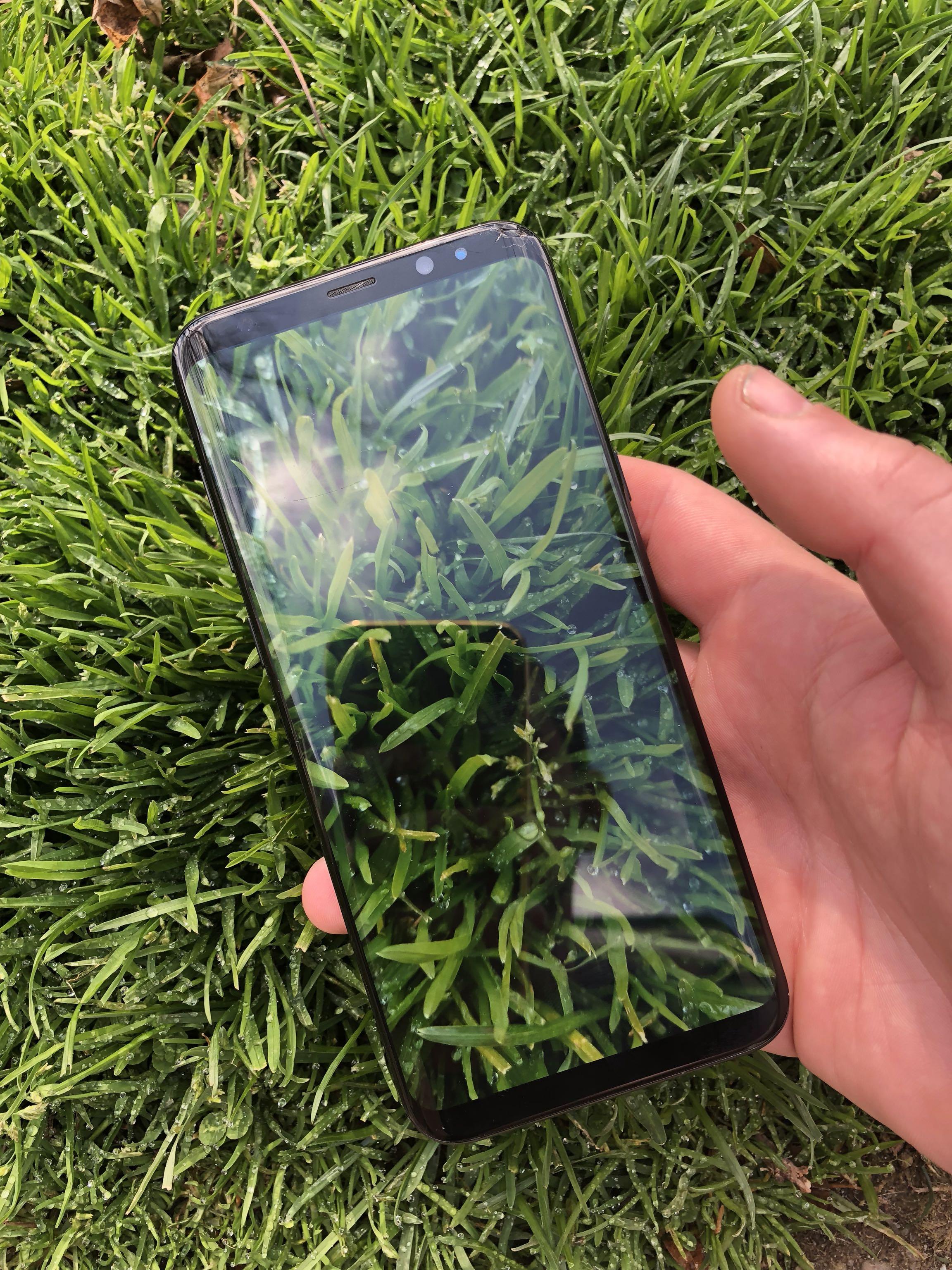 Unlocked Samsung Galaxy S8+