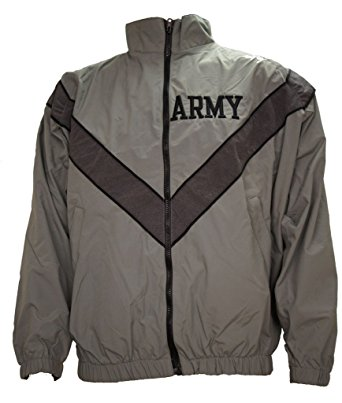 Army PT jackets