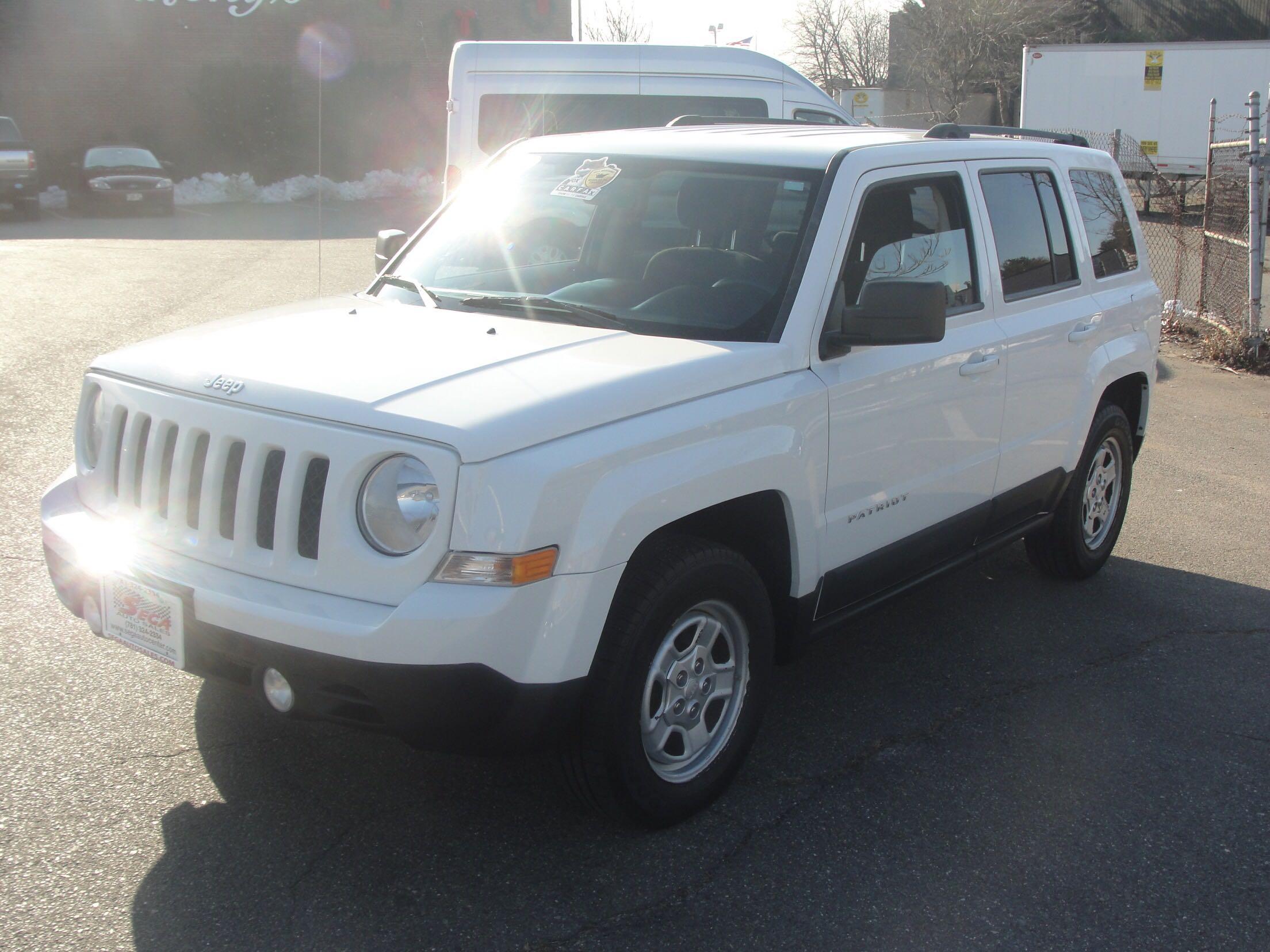 2011 Jeep Patriot FWD