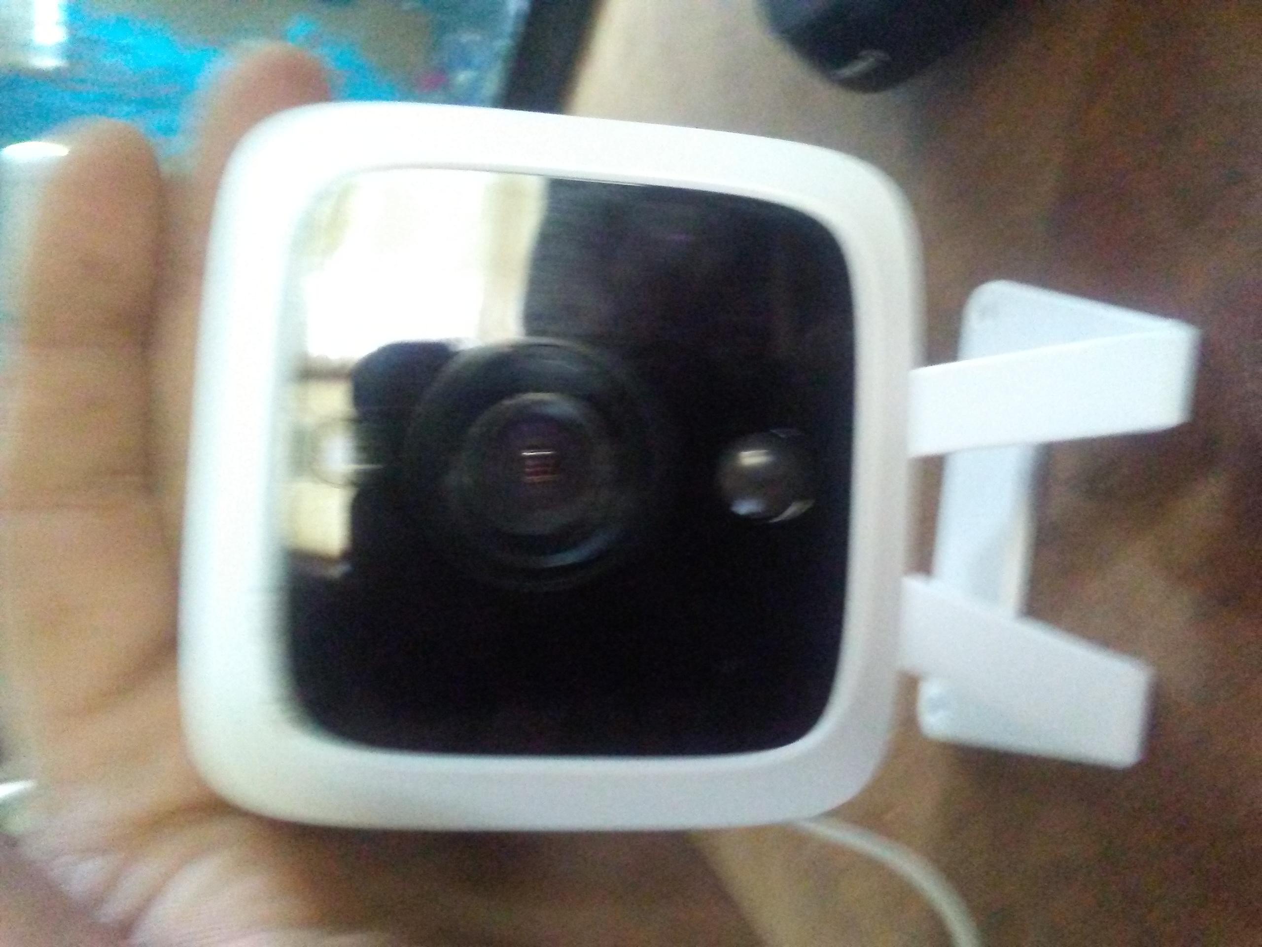 Lowe's security camera