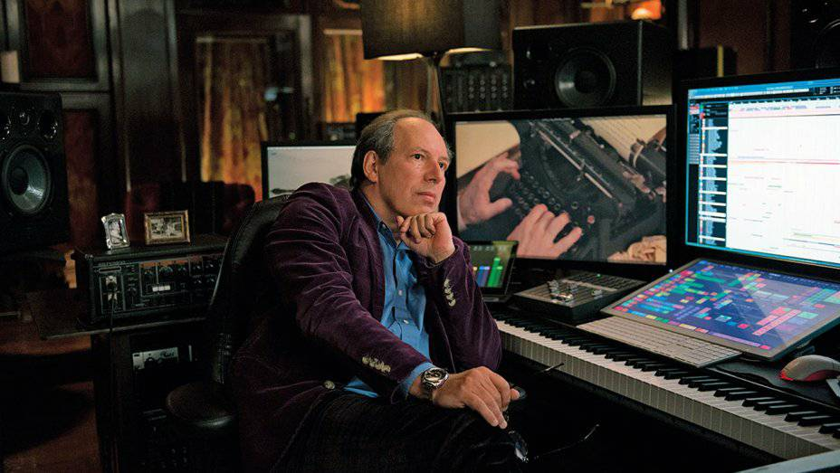 Hans Zimmer - The Wings Of A Film / The Music Of Hans Zimmer cd - $3 (Bethesda)