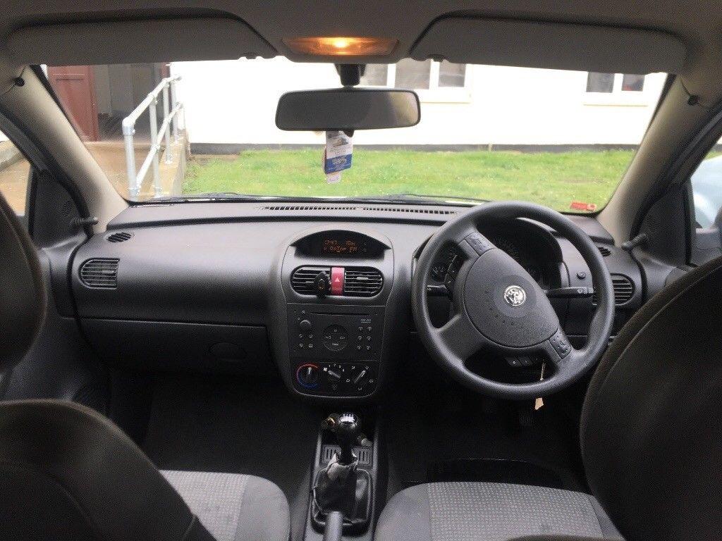 Vauxhall Corsa, Good Condition + Low Mileage