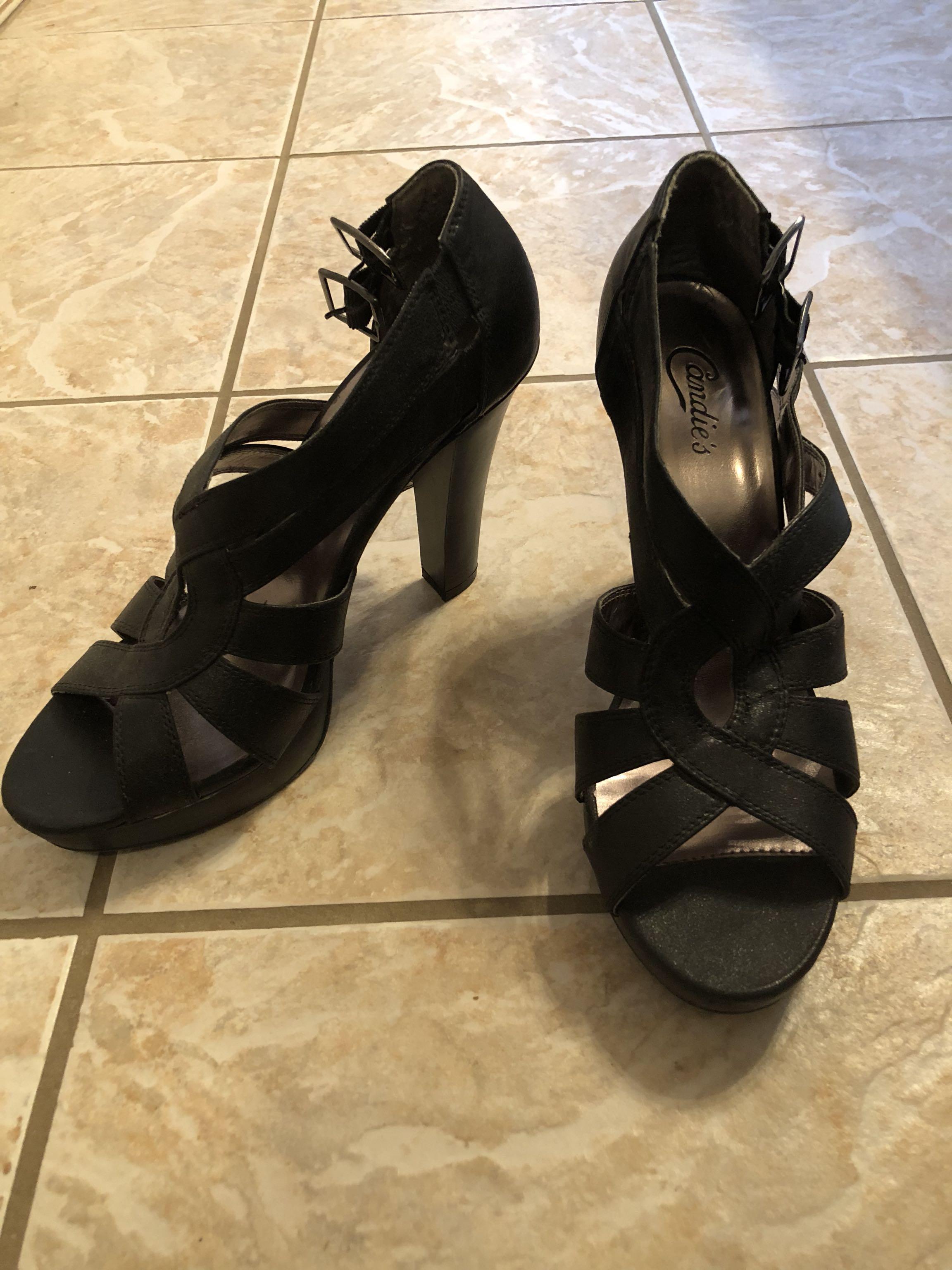 Candies heels. Size 9.5