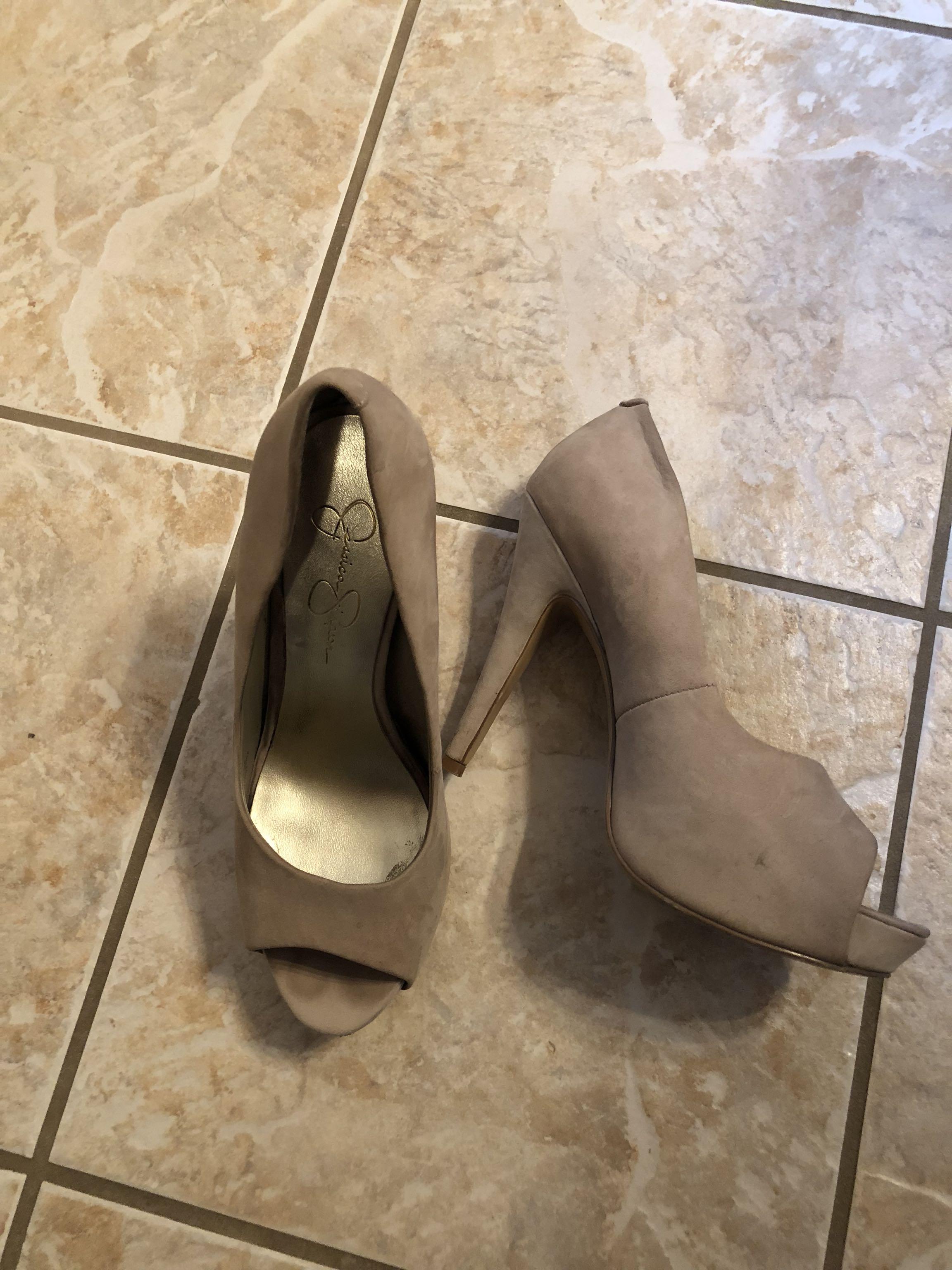 Jessica Simpson heels. Size 9