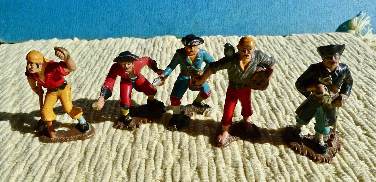 A Broken Band of Plundering Pirates - $10 (Bethesda)