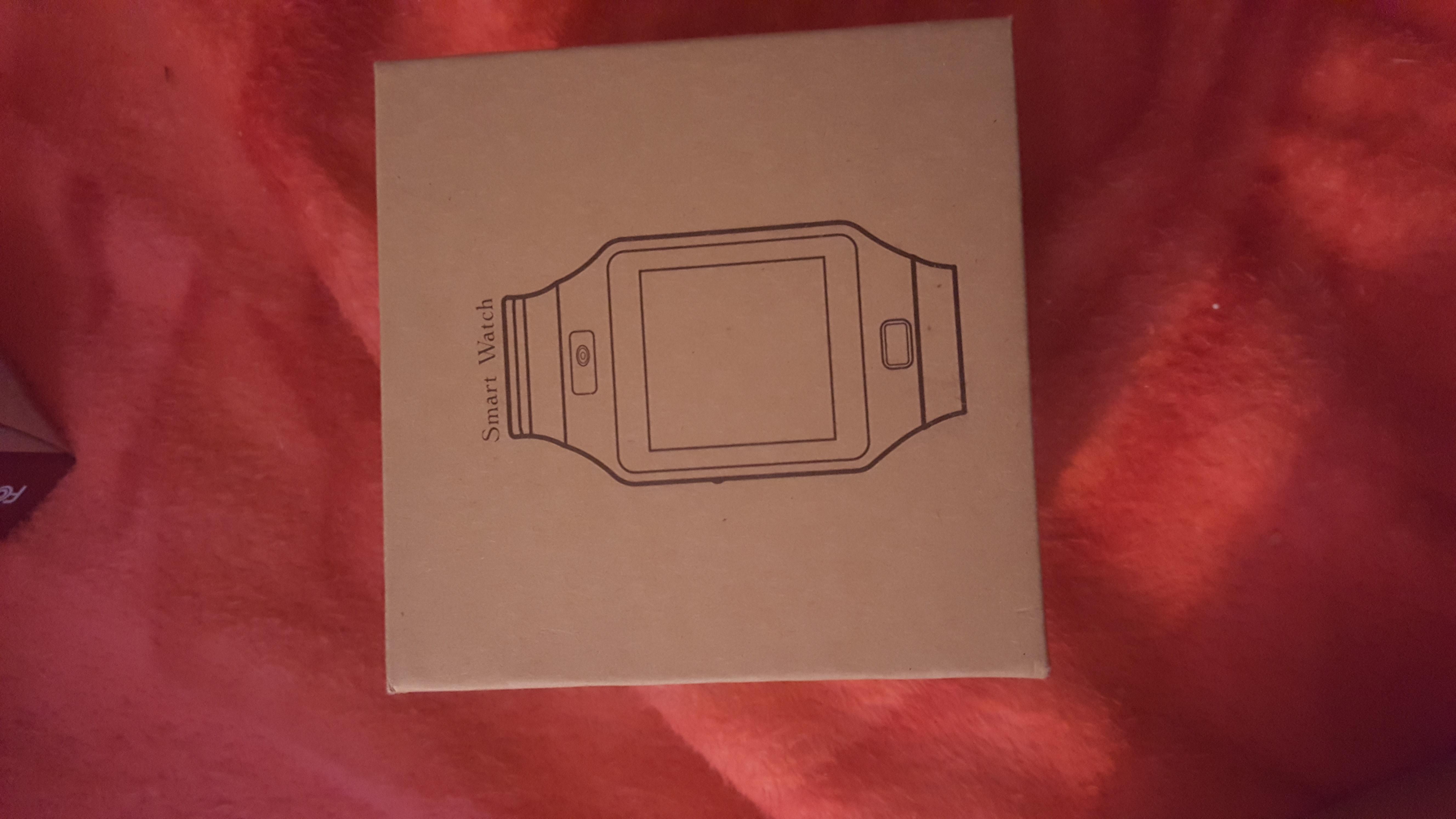 2 items of Smart watch