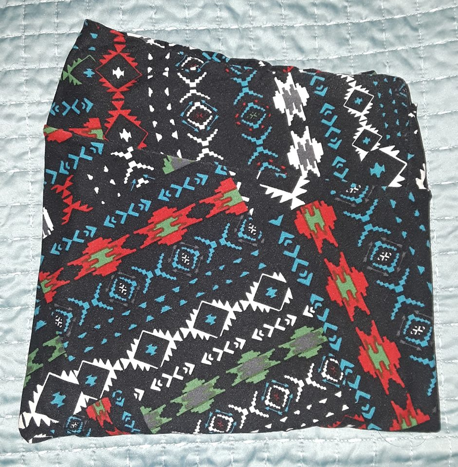 $12 Firm In like new condition TC2 Lularoe leggings