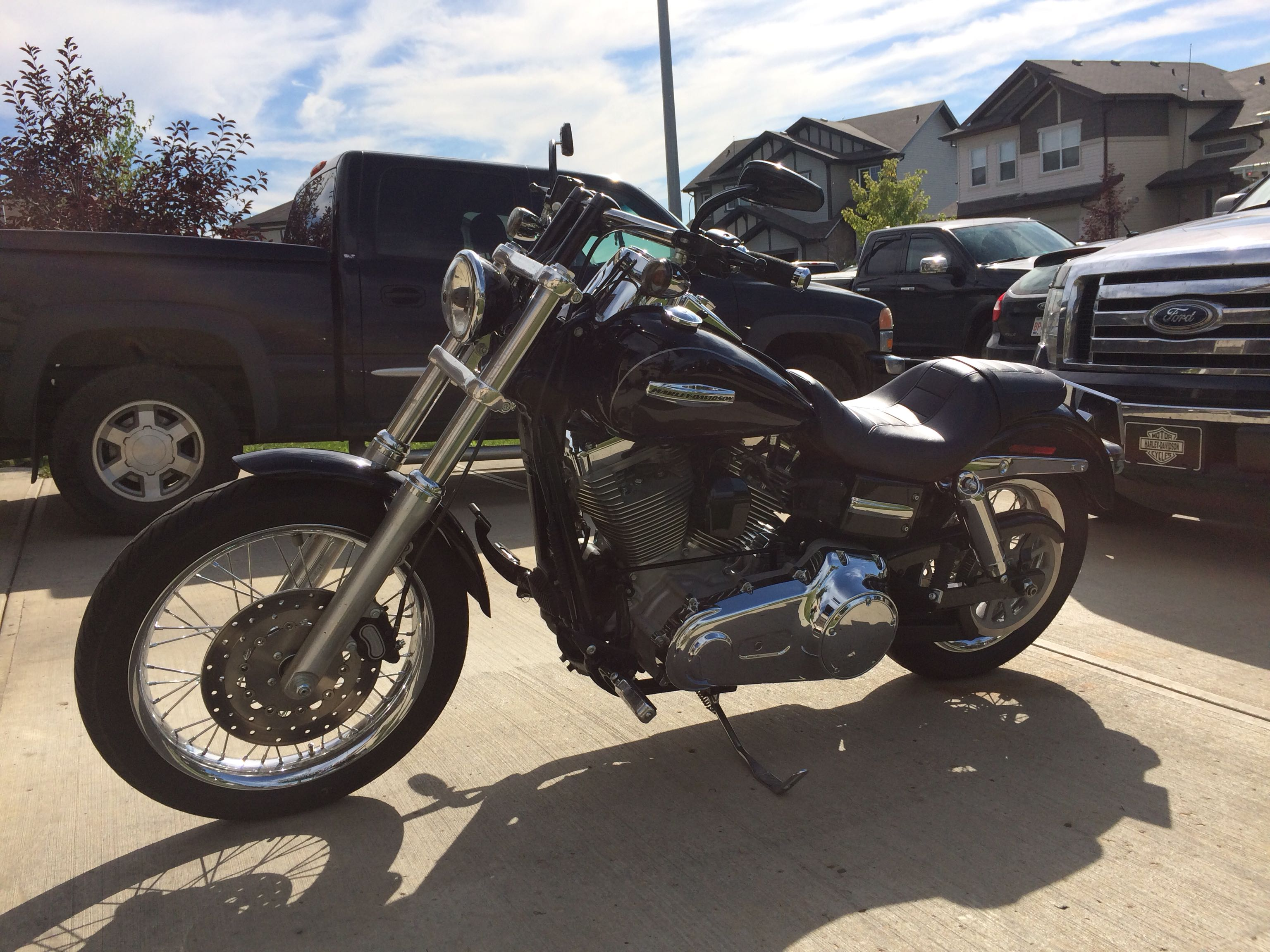 2008 Harley Dyna for sale