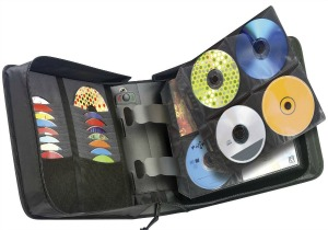 Looking For Large CD / DVD Case