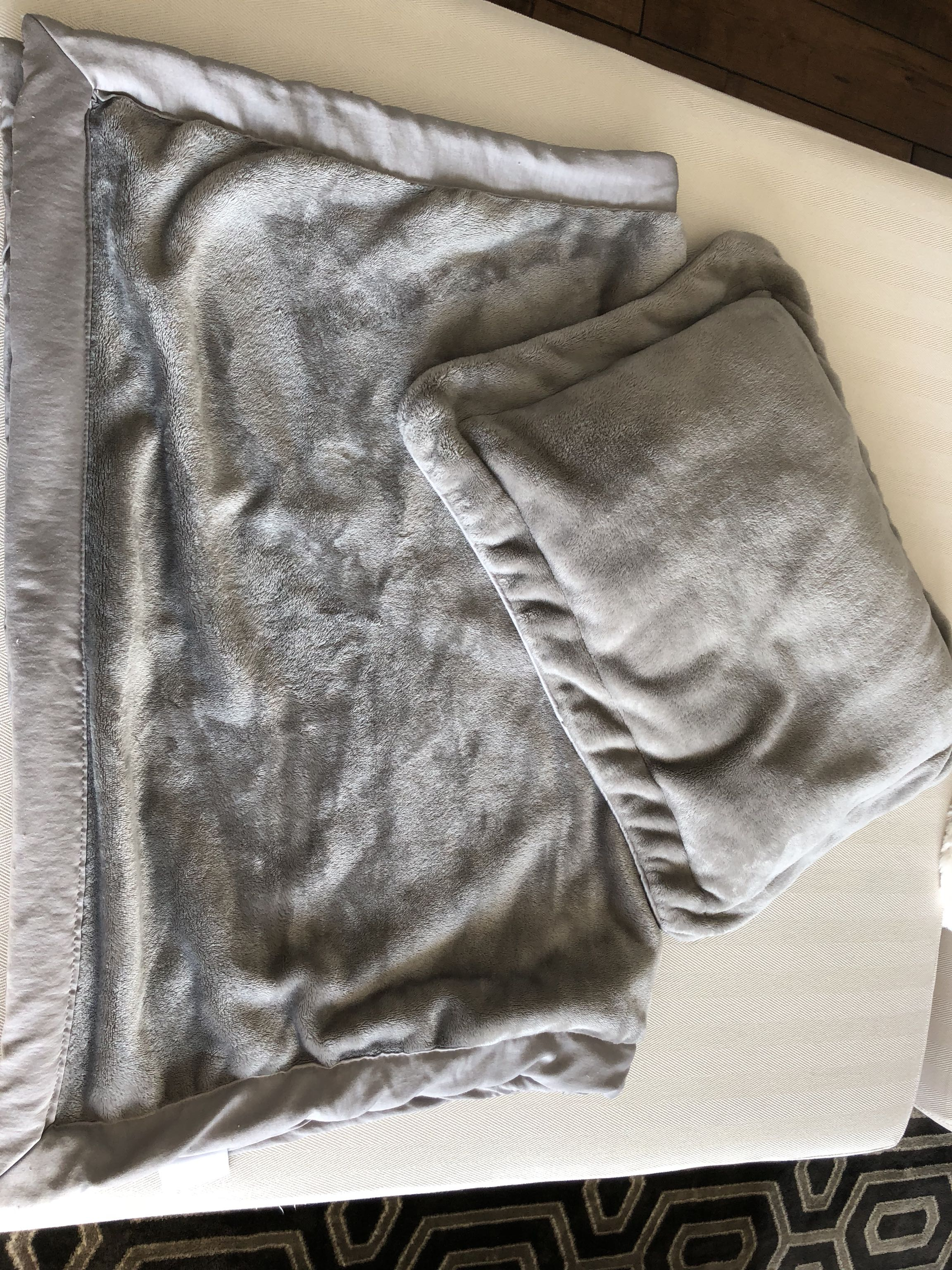 Restoration Hardware Baby Pillow And Blanket