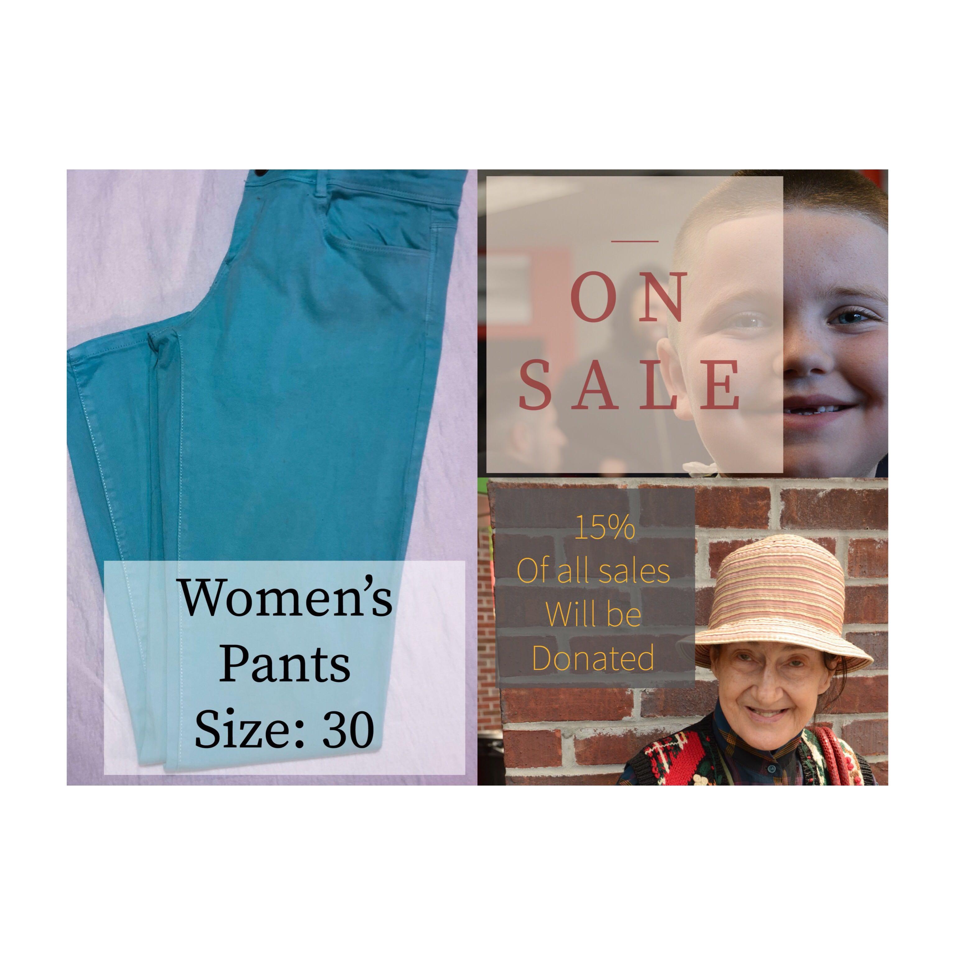 Forever 21 Women's skinny pants