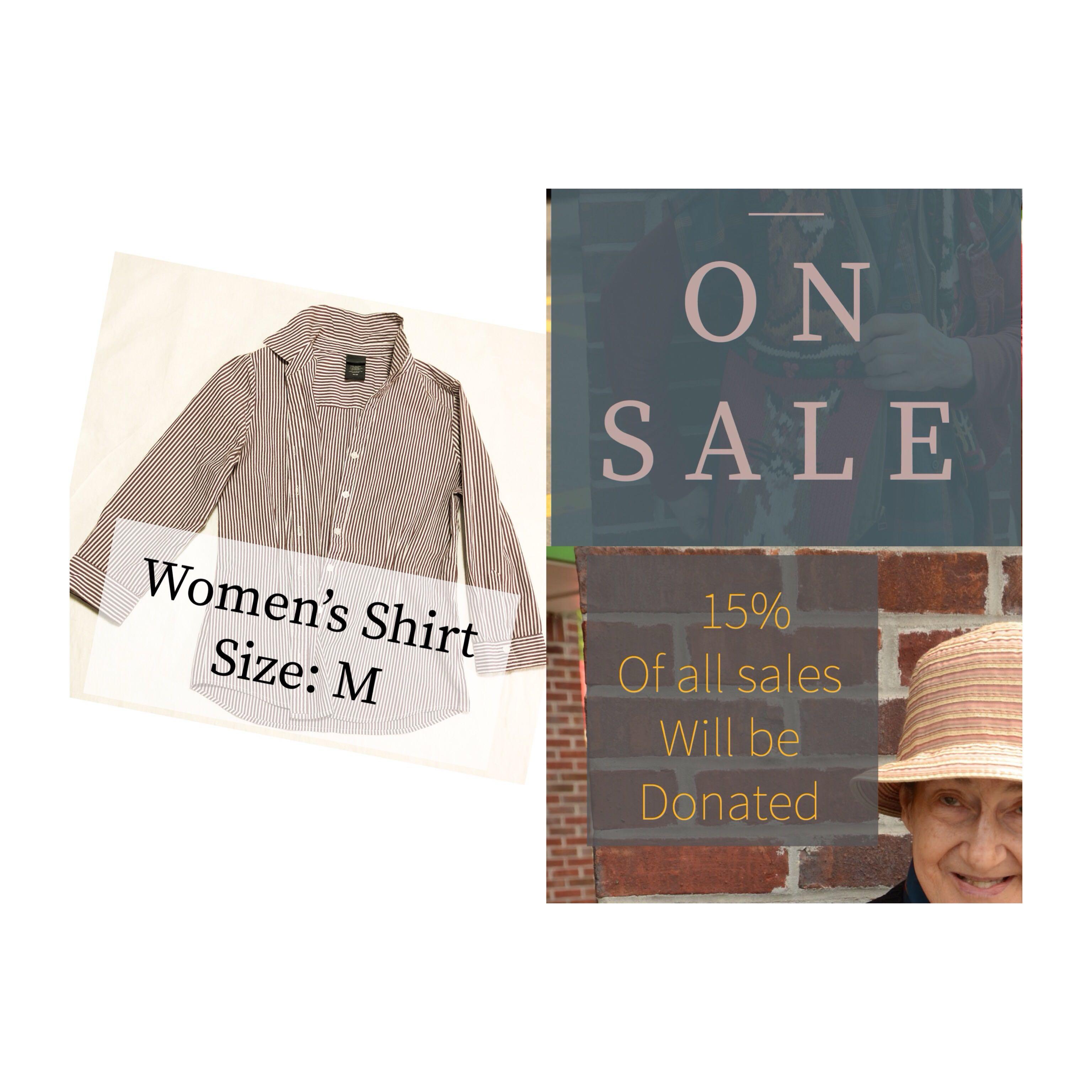 Women's Covington dress shirt