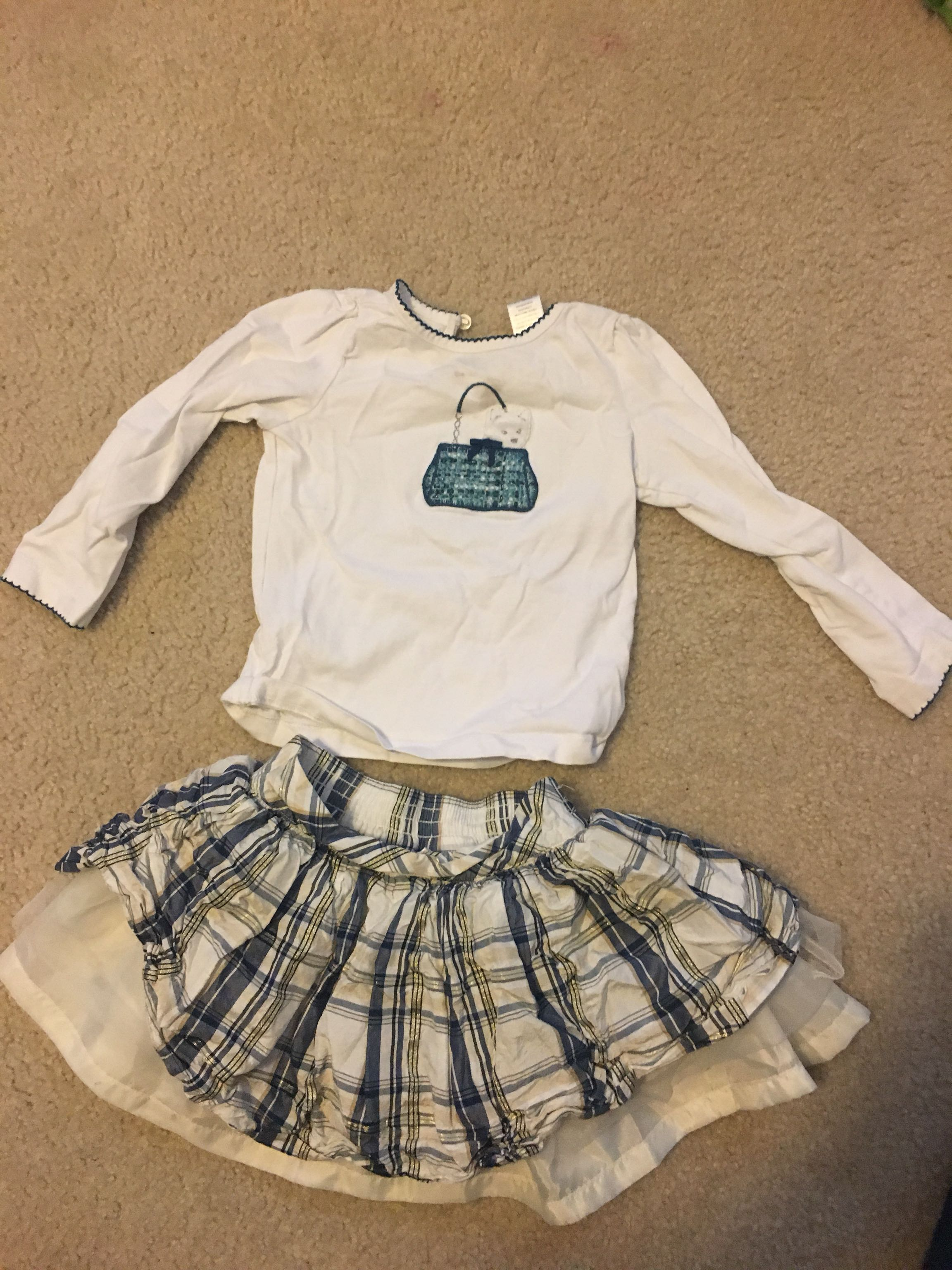 12-18 mo outfit