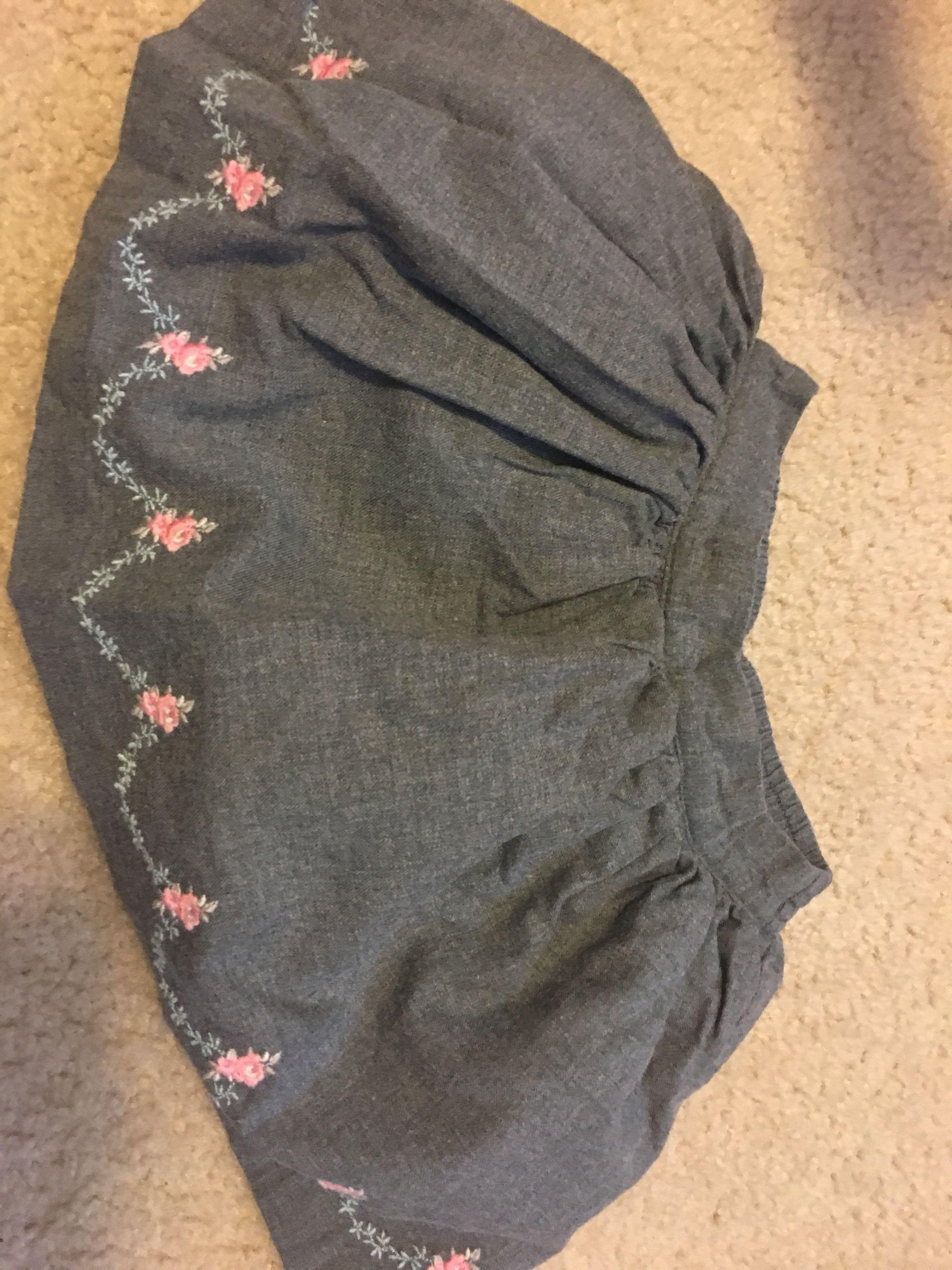 12-18 mo skirt