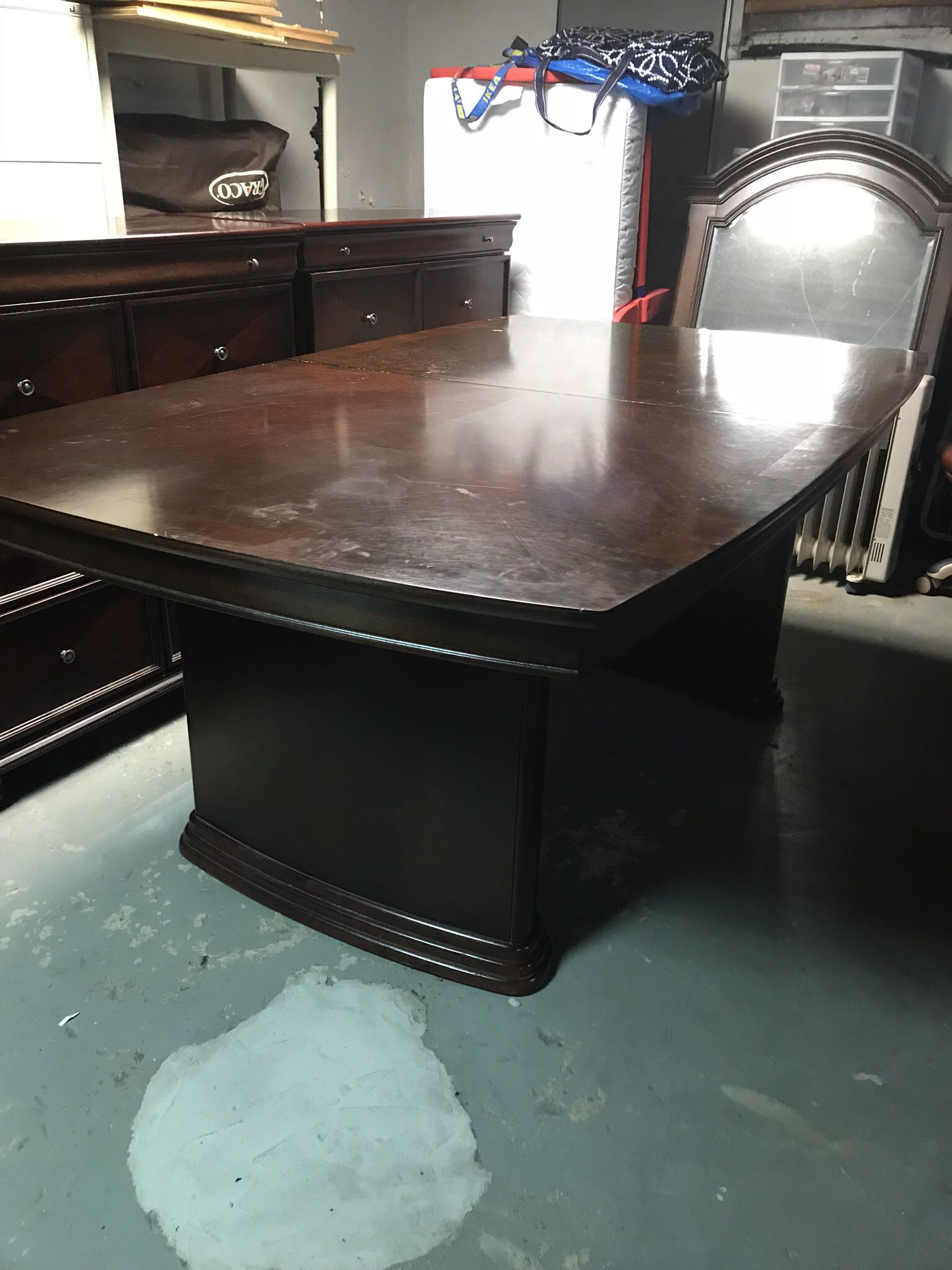 Cherrywood Dining Set with Buffet