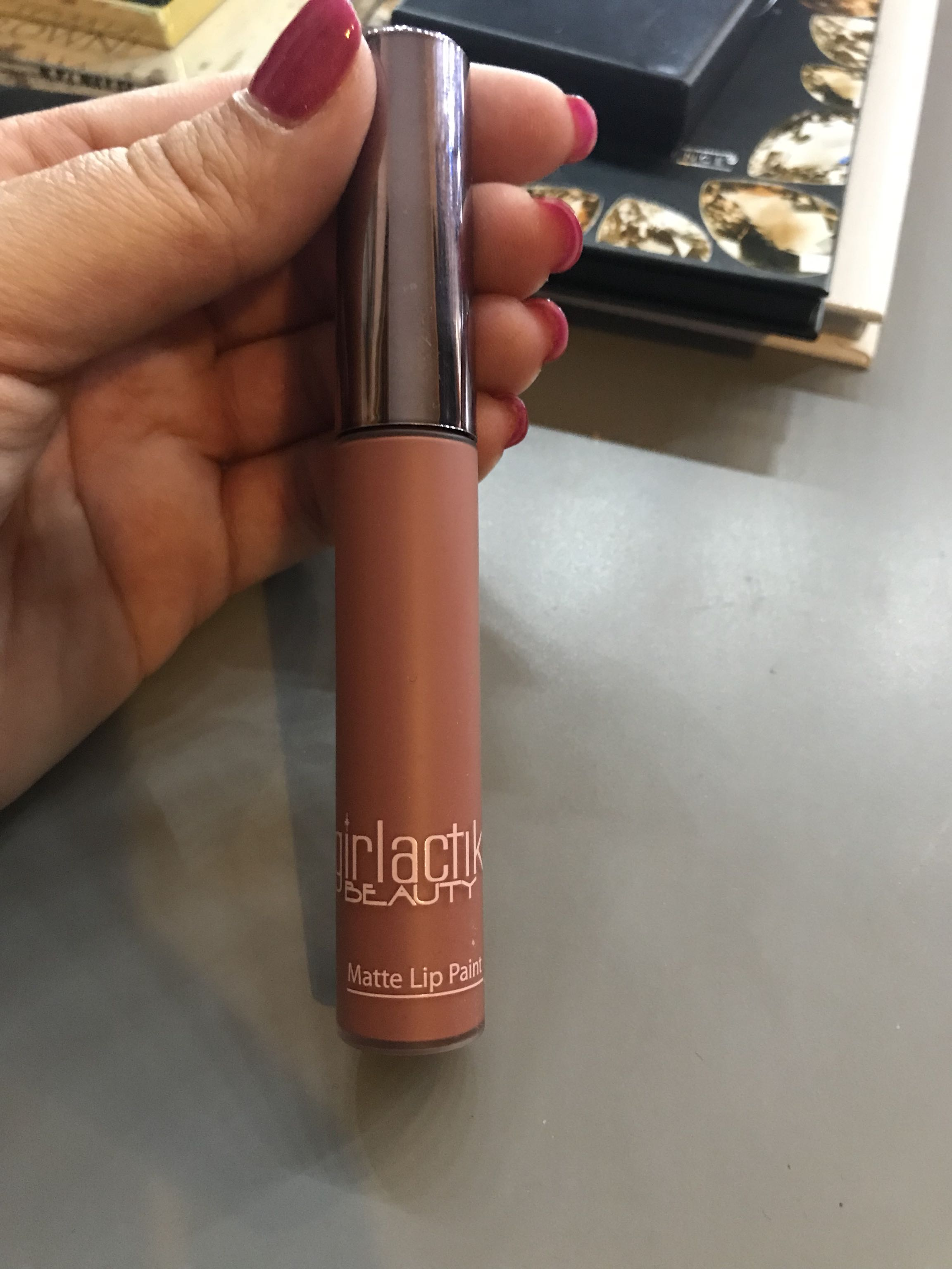 Girlactik Beauty Matte lipstick