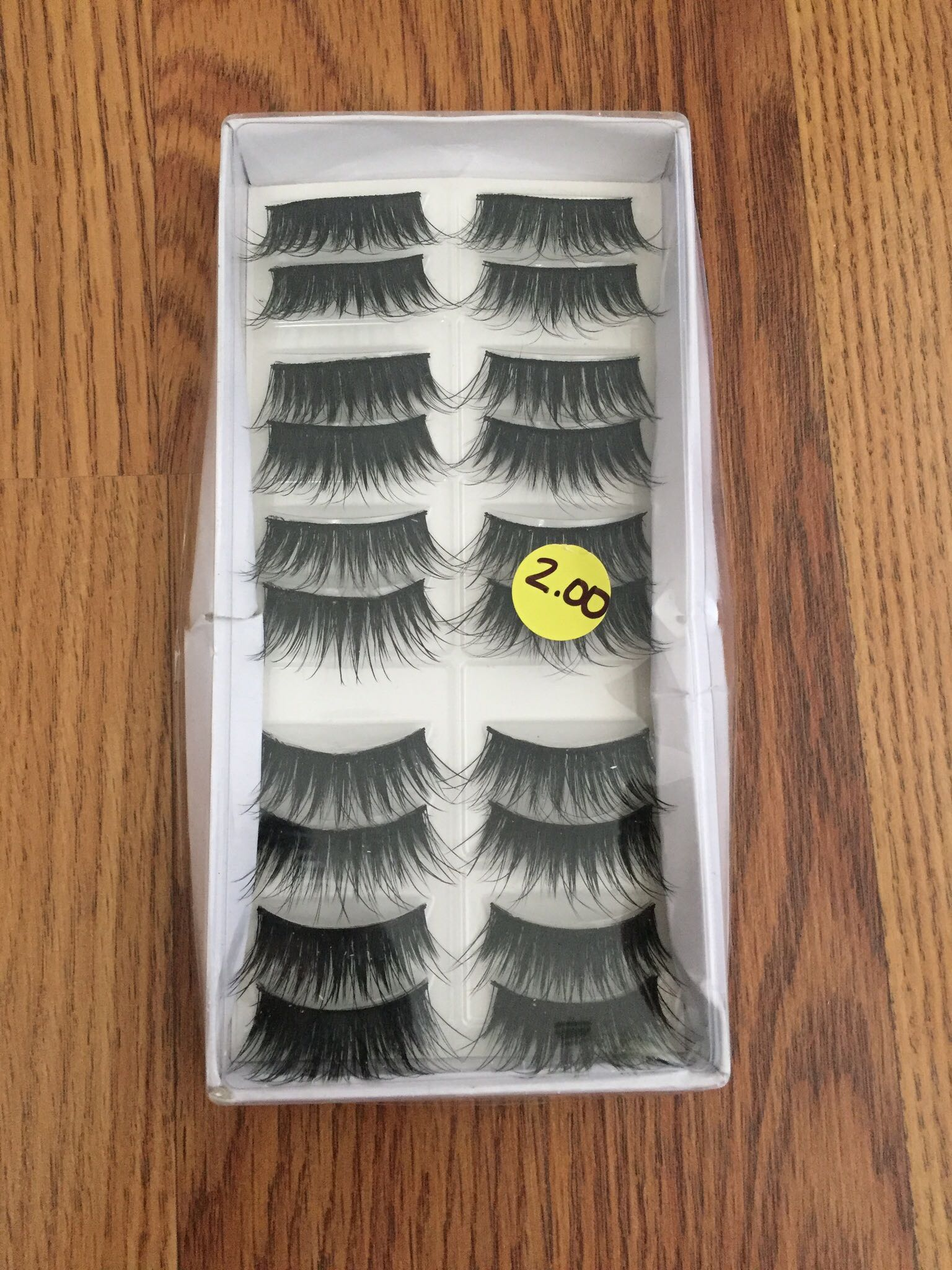 NEW Lashes