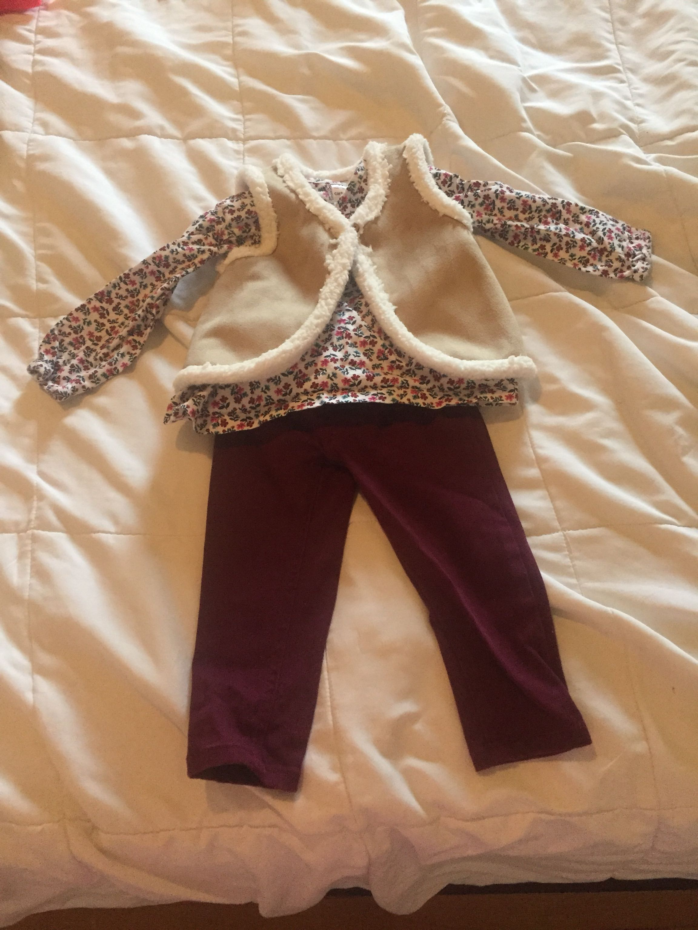 Carter's 18 Month outfit