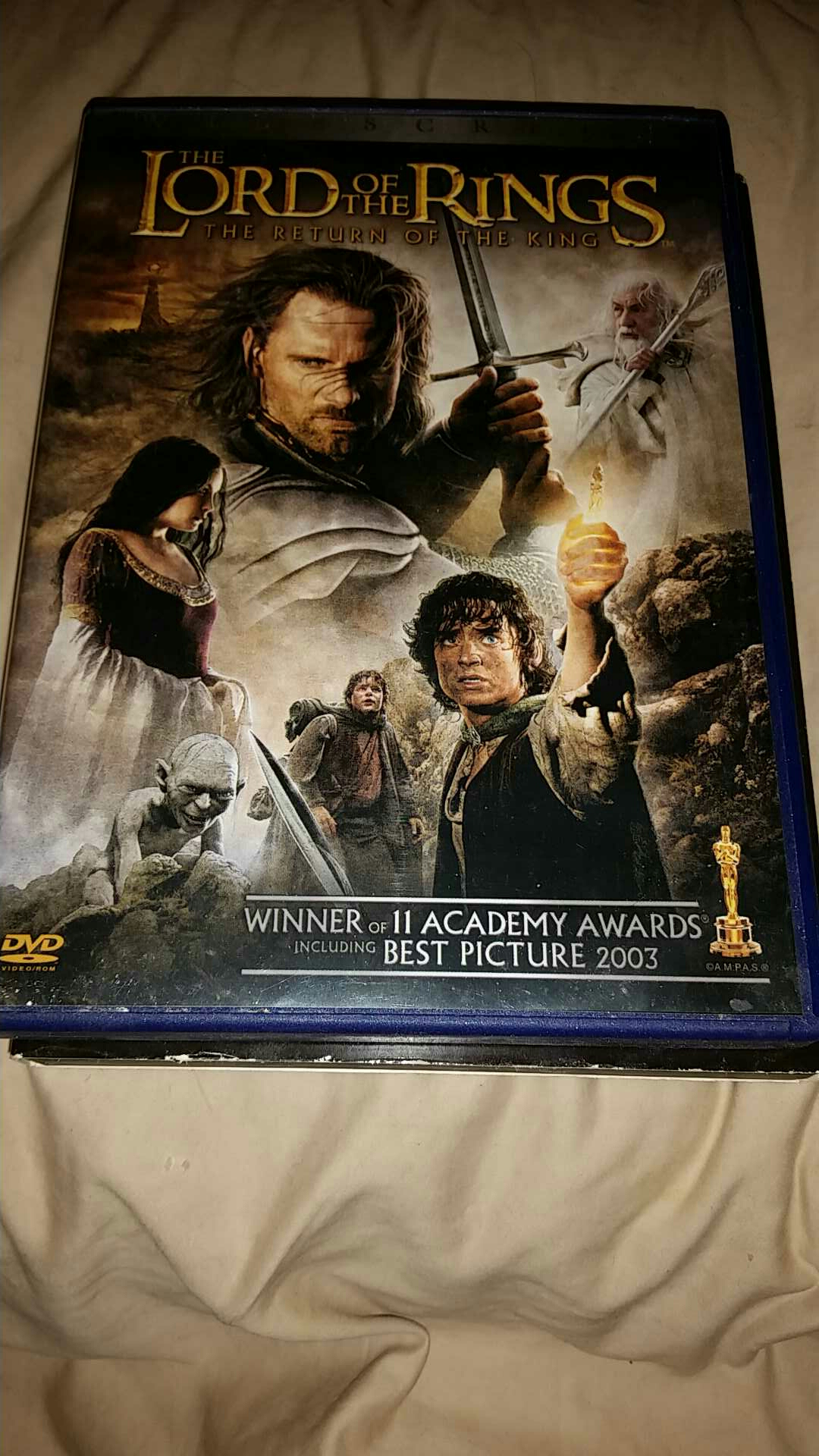 Lord of the rings. Return of the king (widescreen)