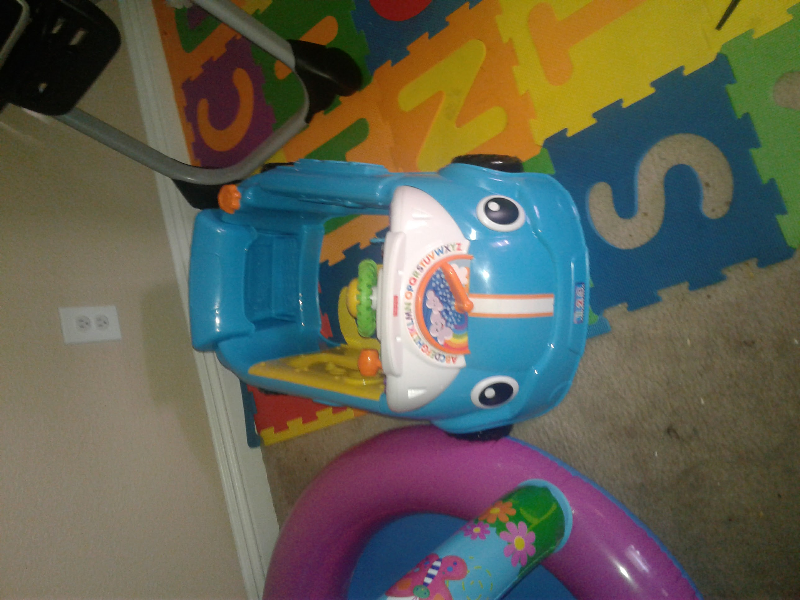 Fisher Price Learn and Play