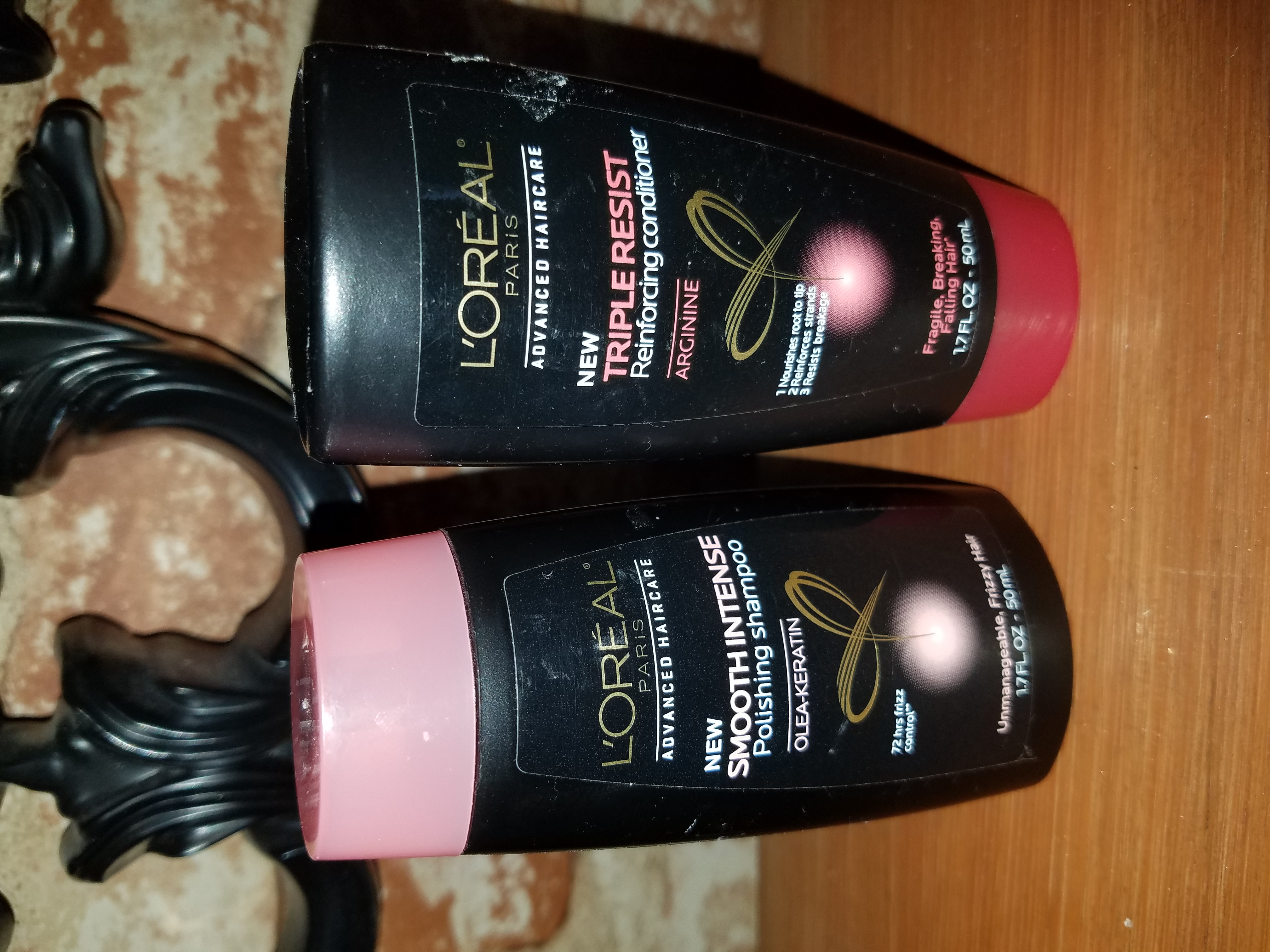 Loreal Travel Sized Shampoo & Conditioner NEW