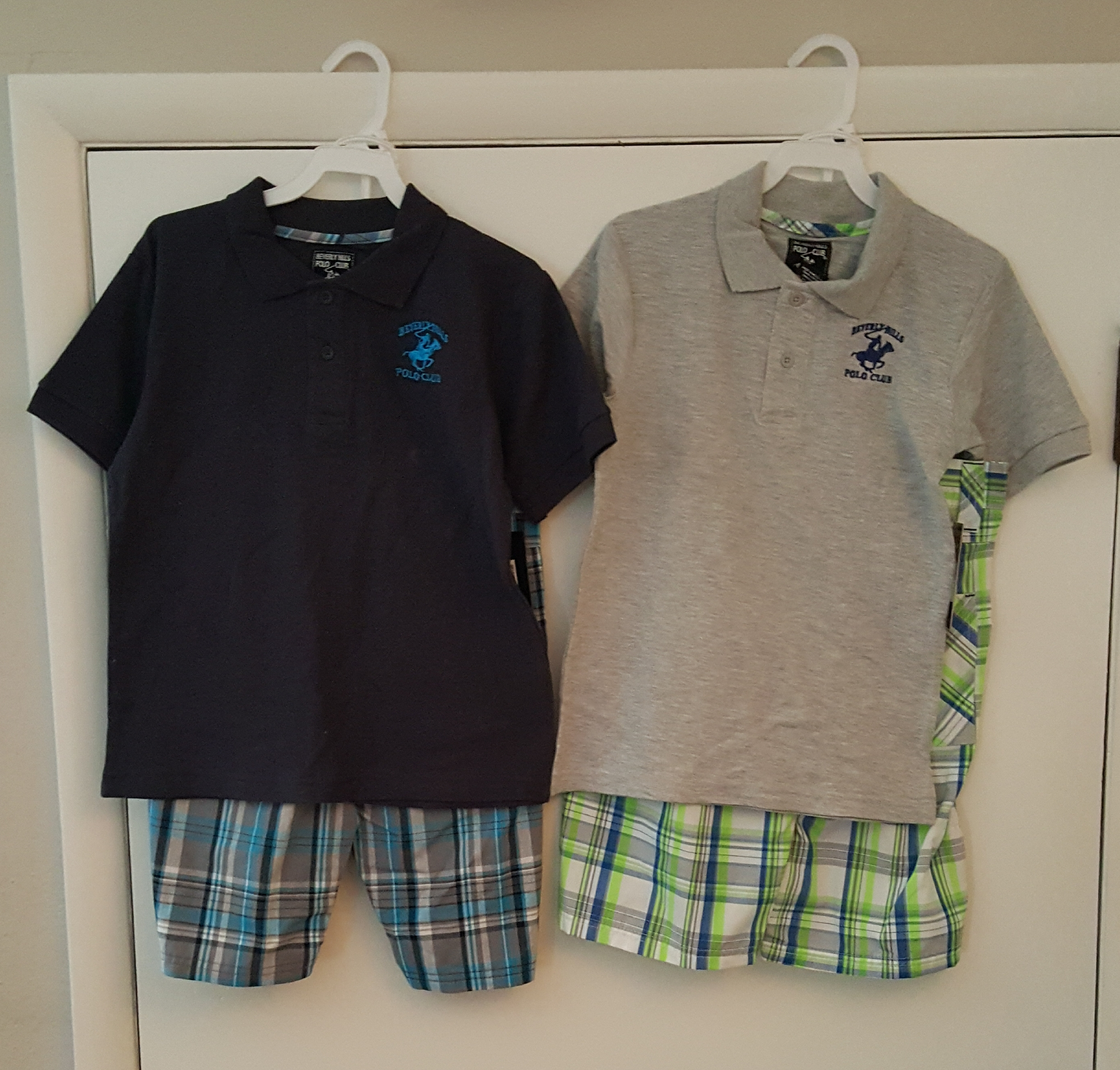 Boy's Size 10 Short Outfits