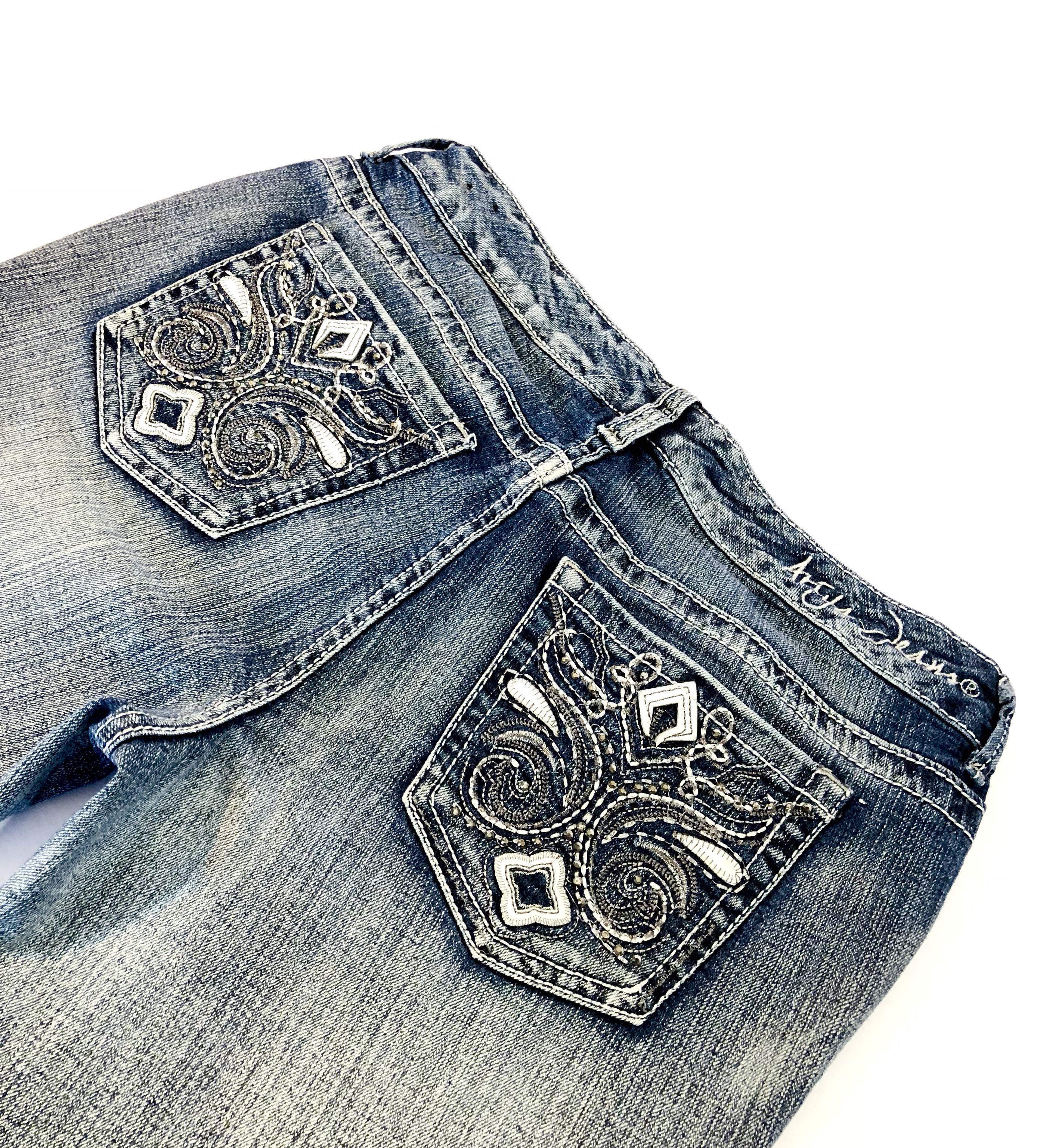 Ariya Jeans Sz 13/14