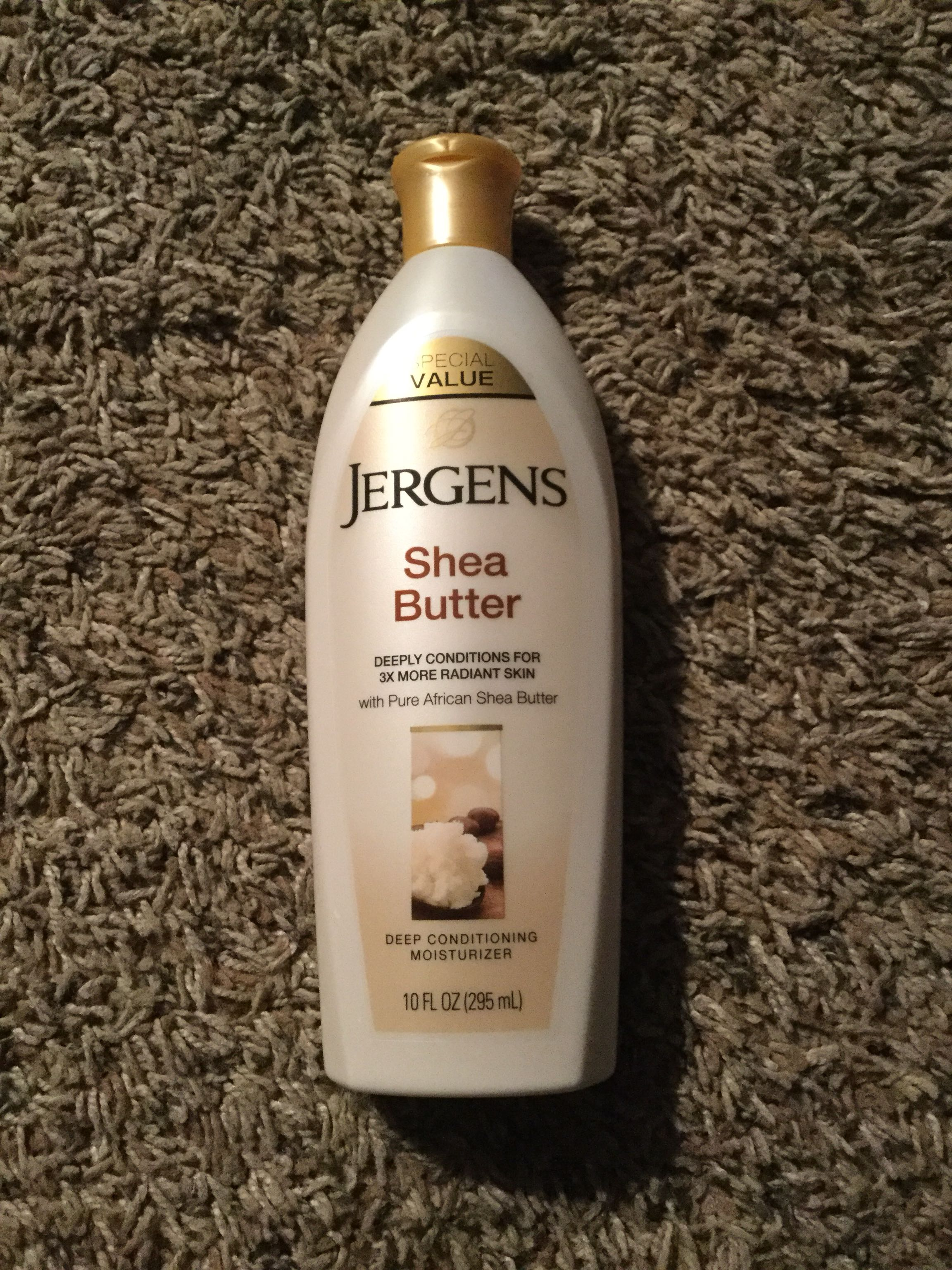 Jergens lotion